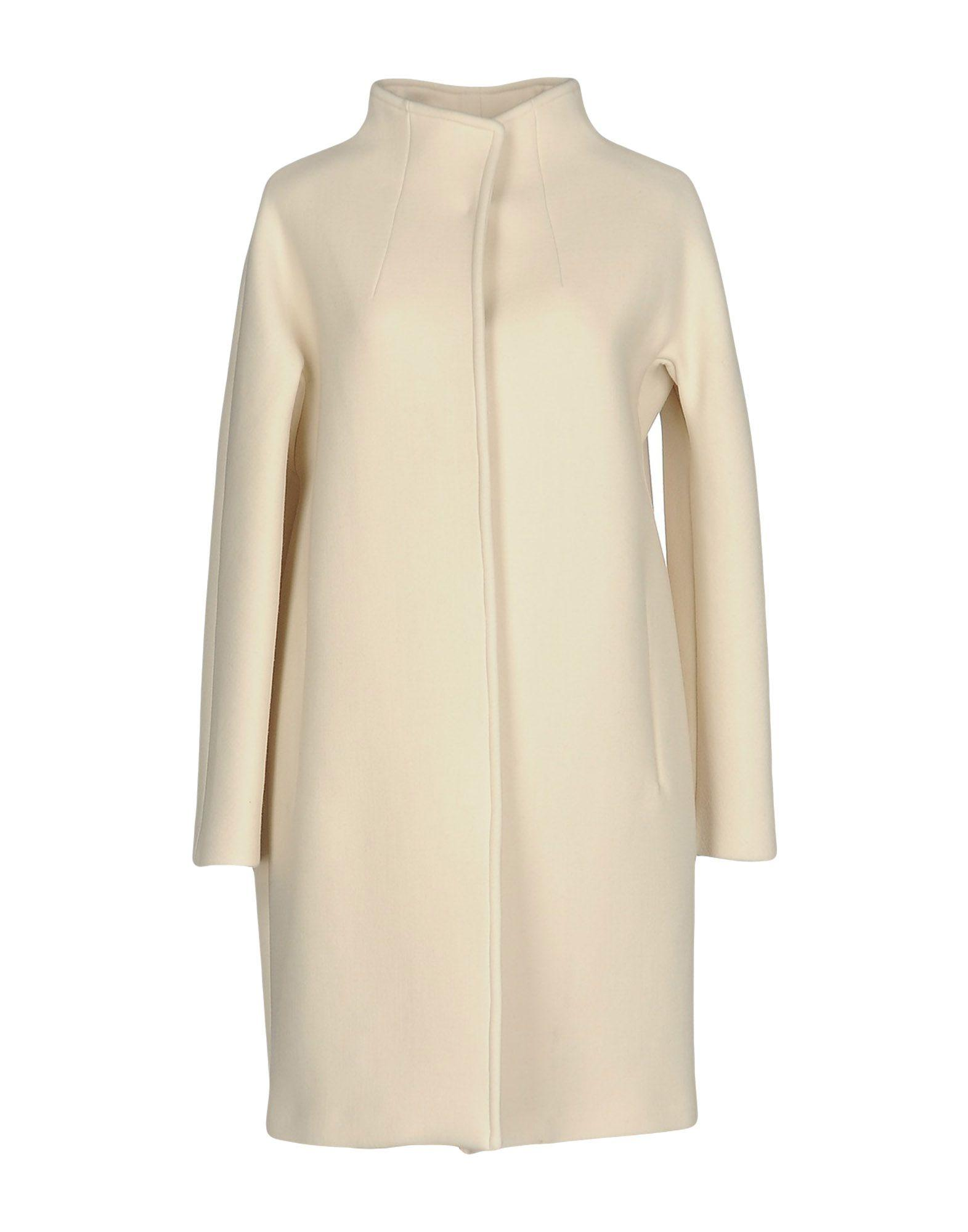 Gianluca Capannolo Coats In Ivory