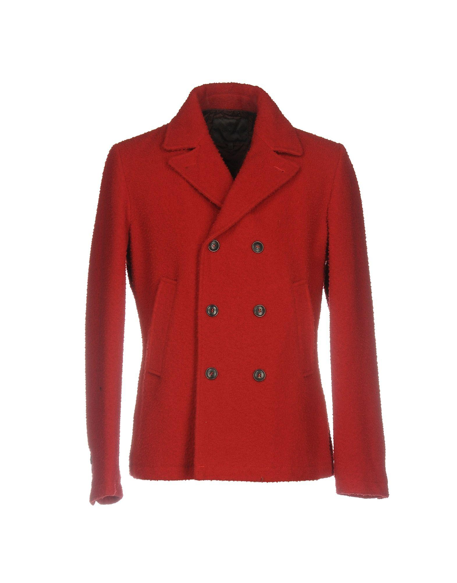 Siviglia Coat In Red