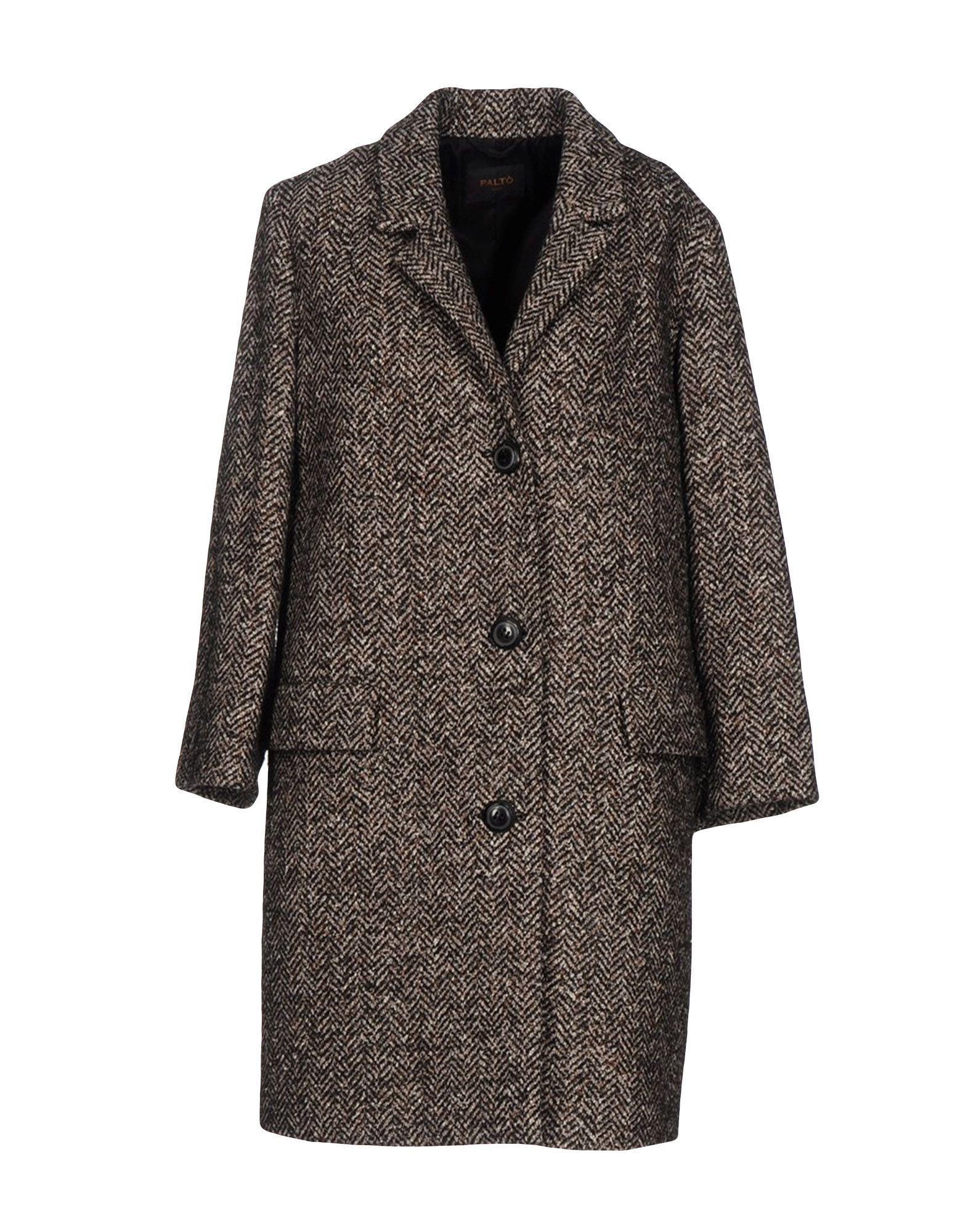 PaltÒ Coat In Khaki