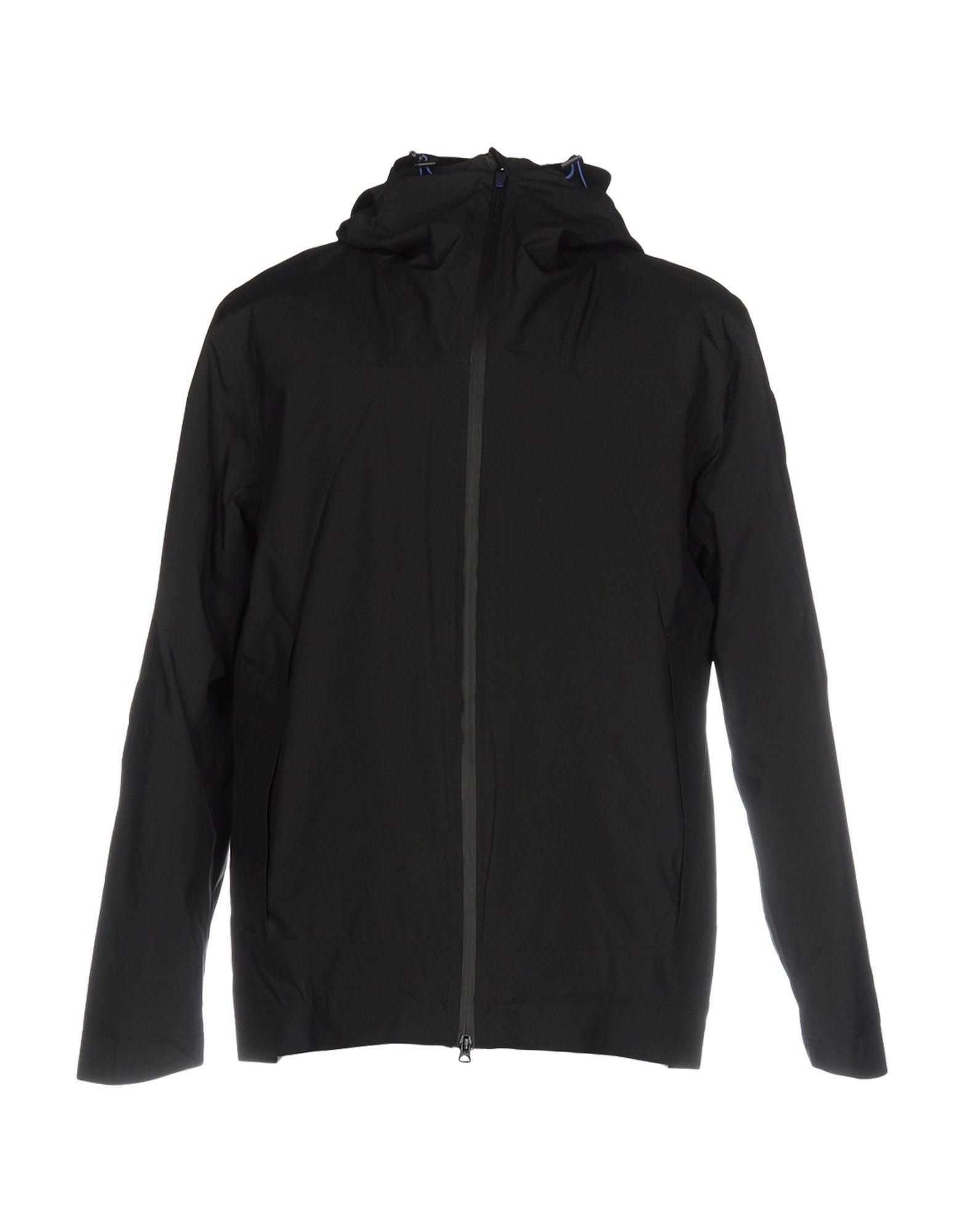 North Sails Coat In Black