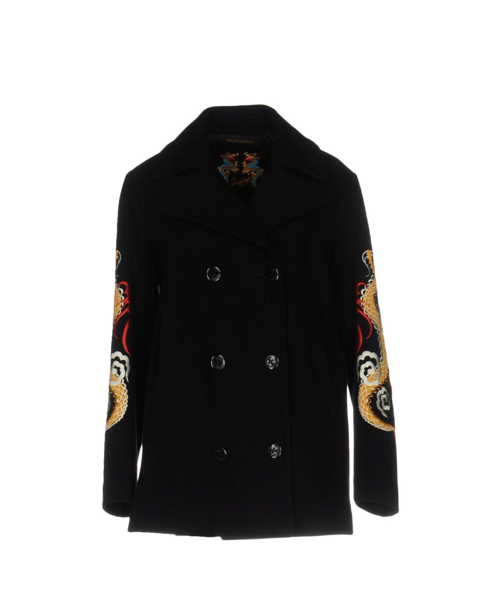 The Seafarer Coats In Black