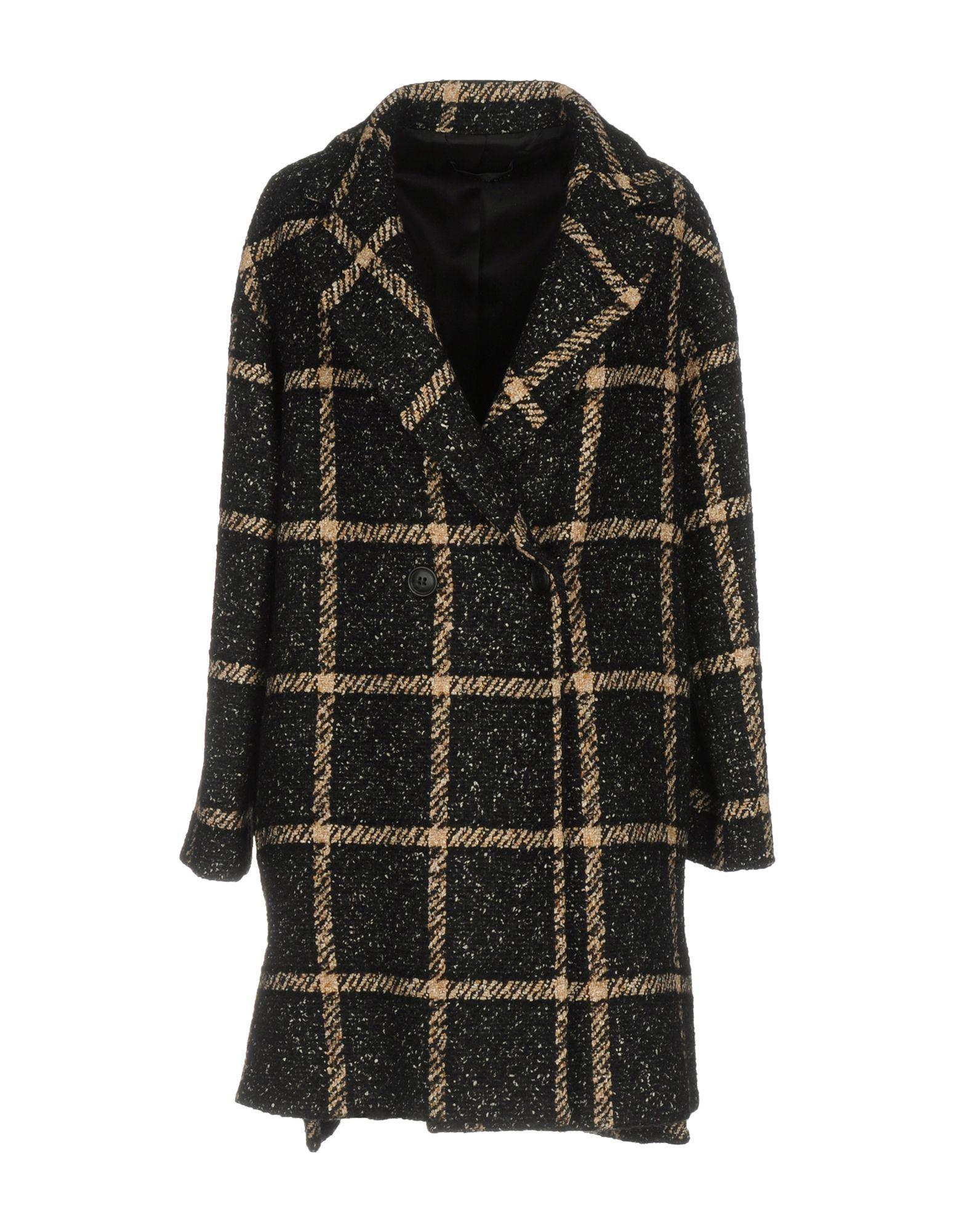 Brian Dales Coats In Black