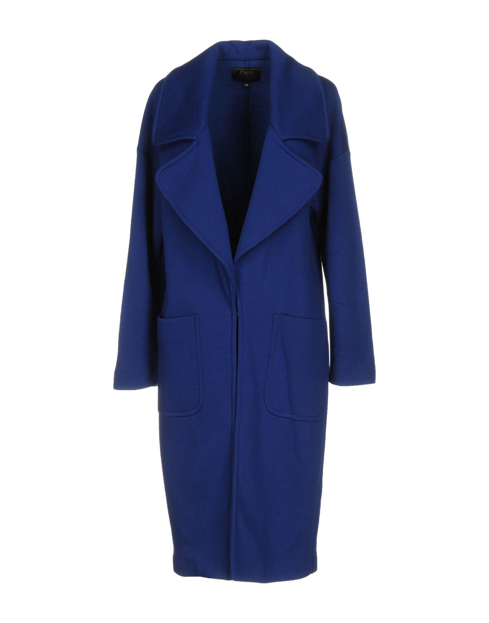Cycle Coats In Blue