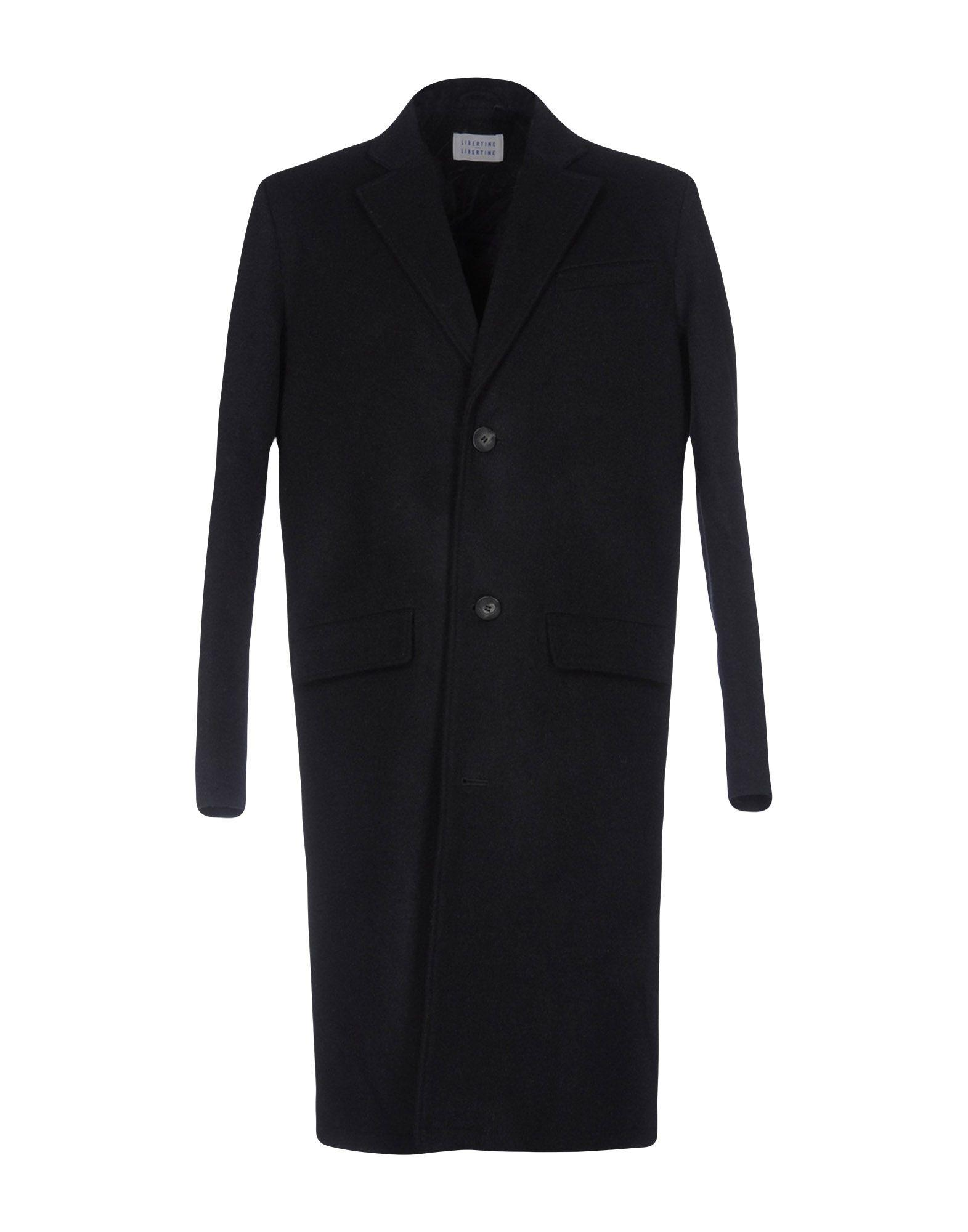 Libertine-libertine Coats In Dark Blue