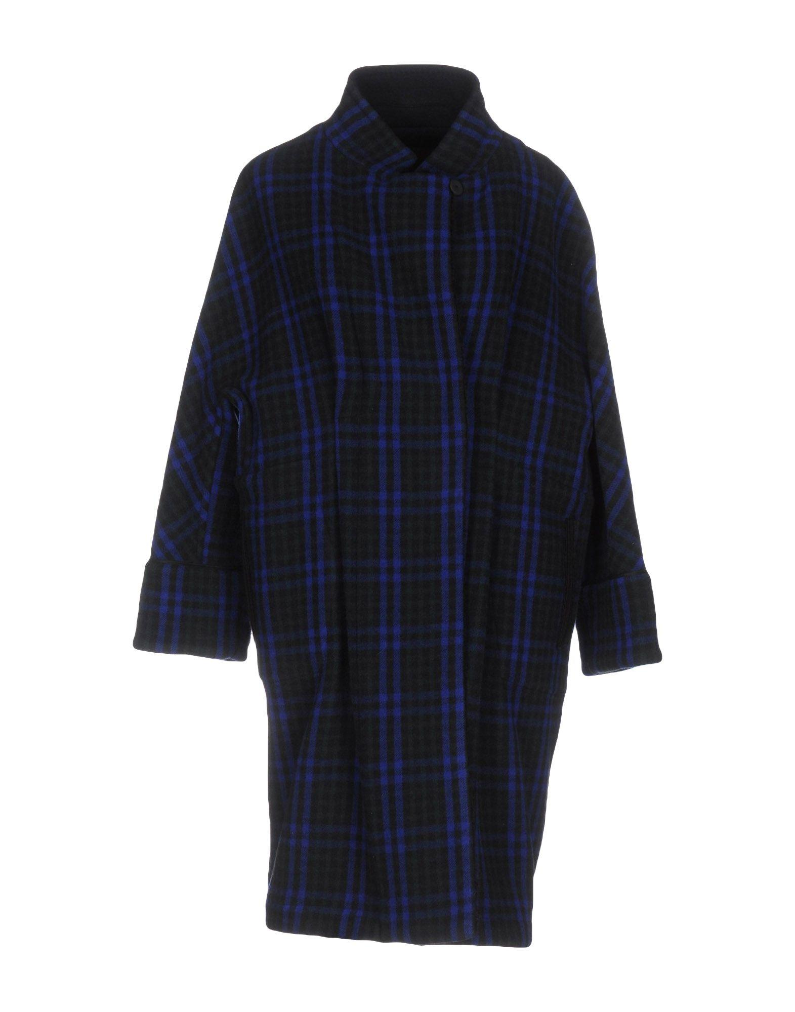 Moorer Coat In Blue