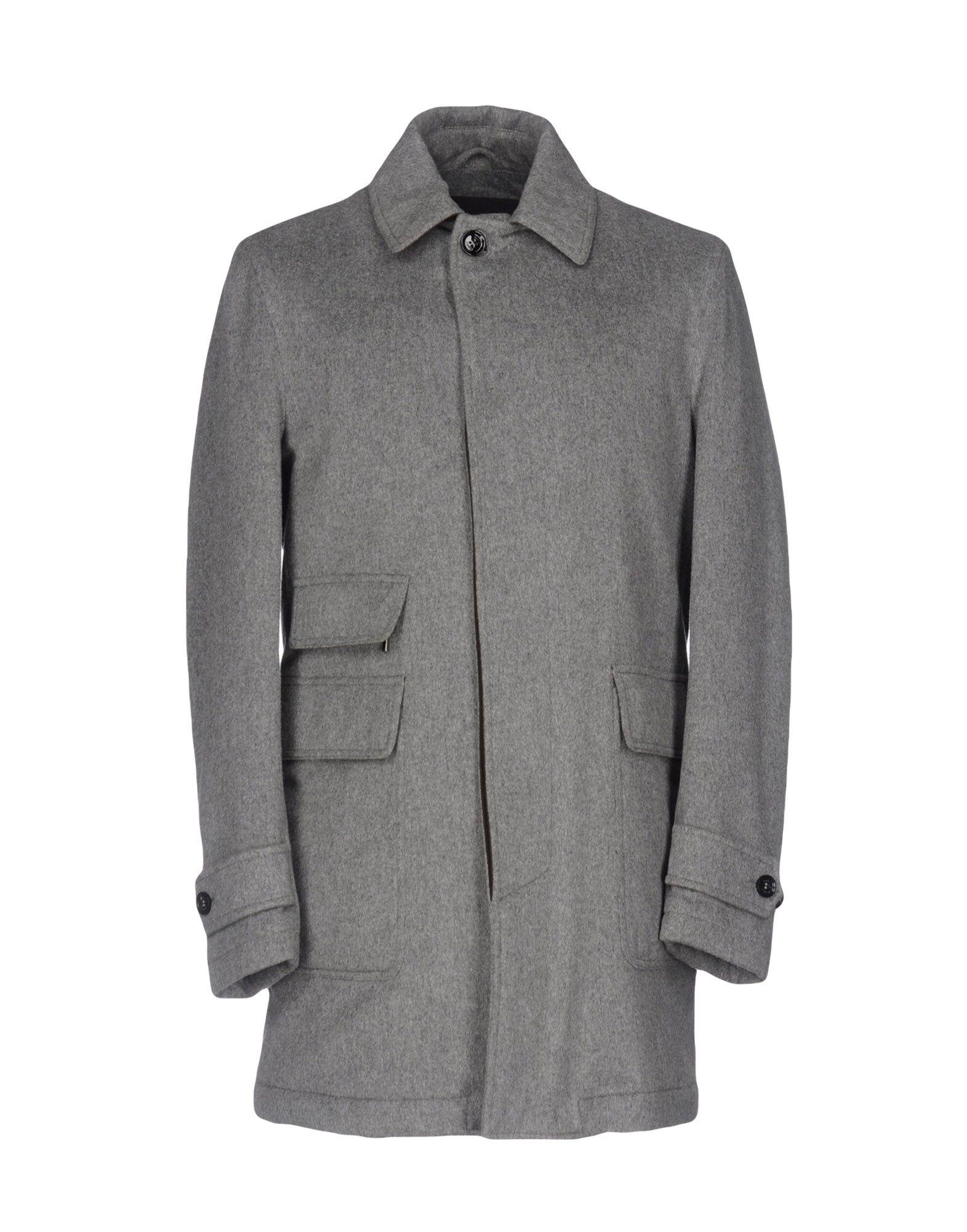 Moorer Coats In Grey