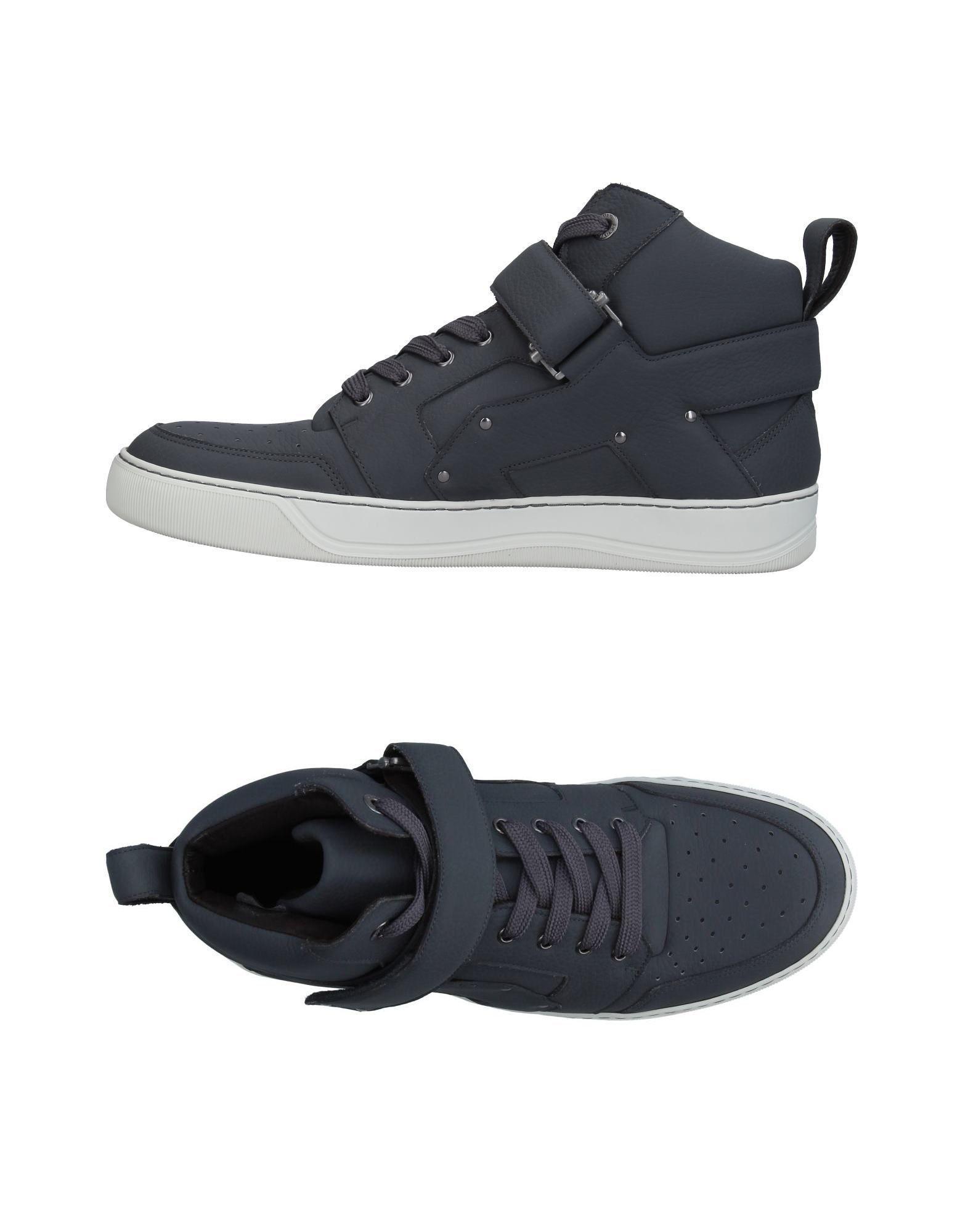 Lanvin Sneakers In Grey