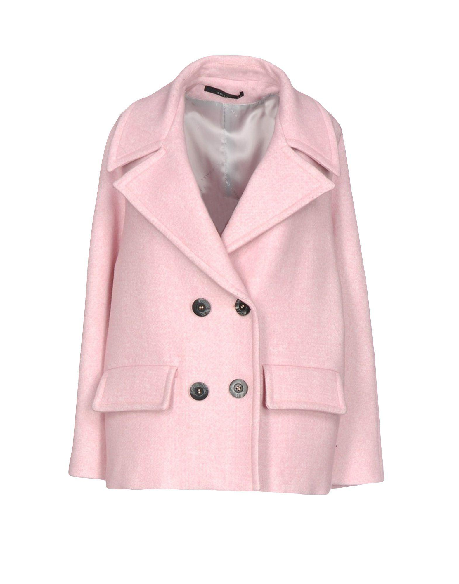 Brian Dales Coats In Pink