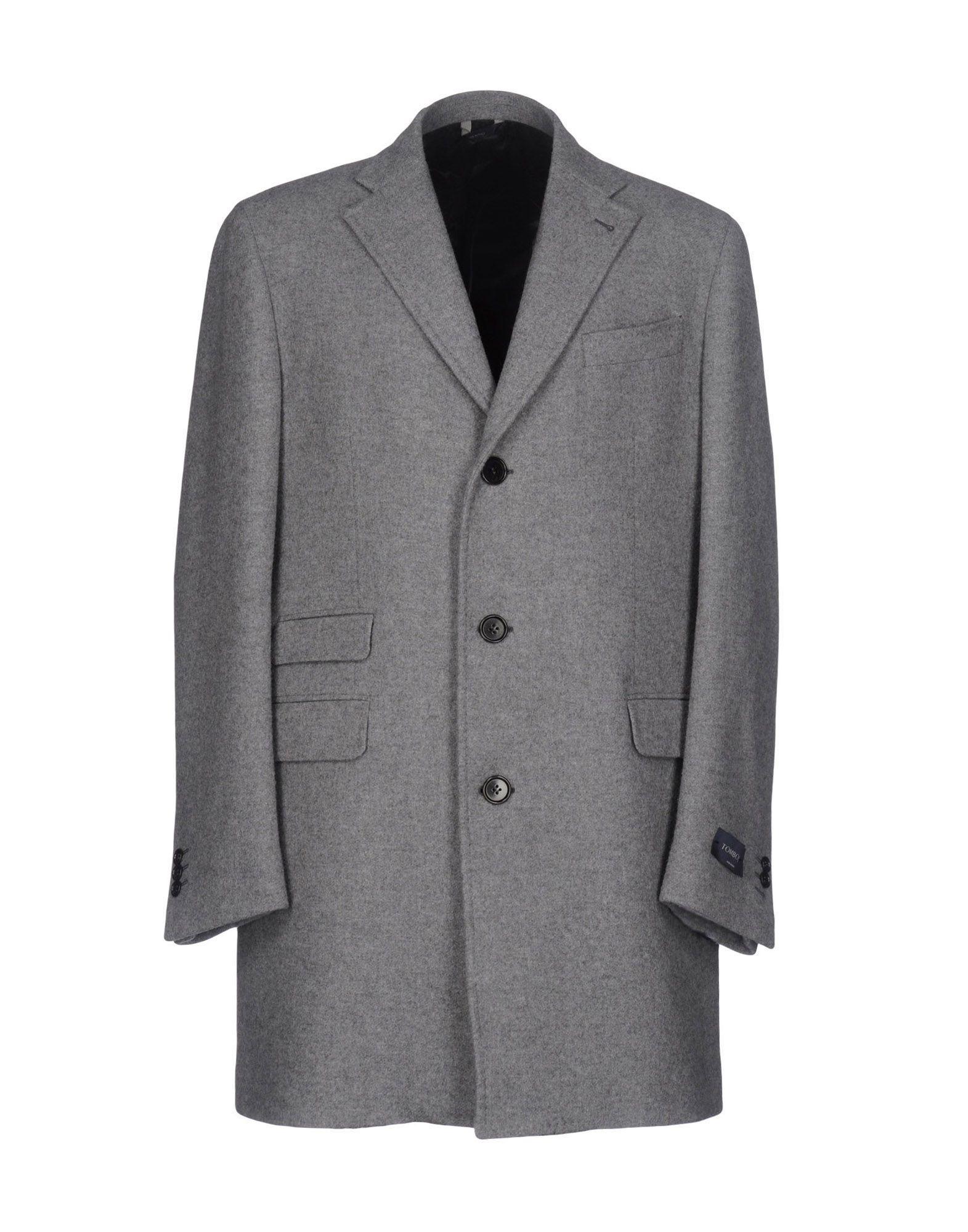 Tombolini Coats In Grey