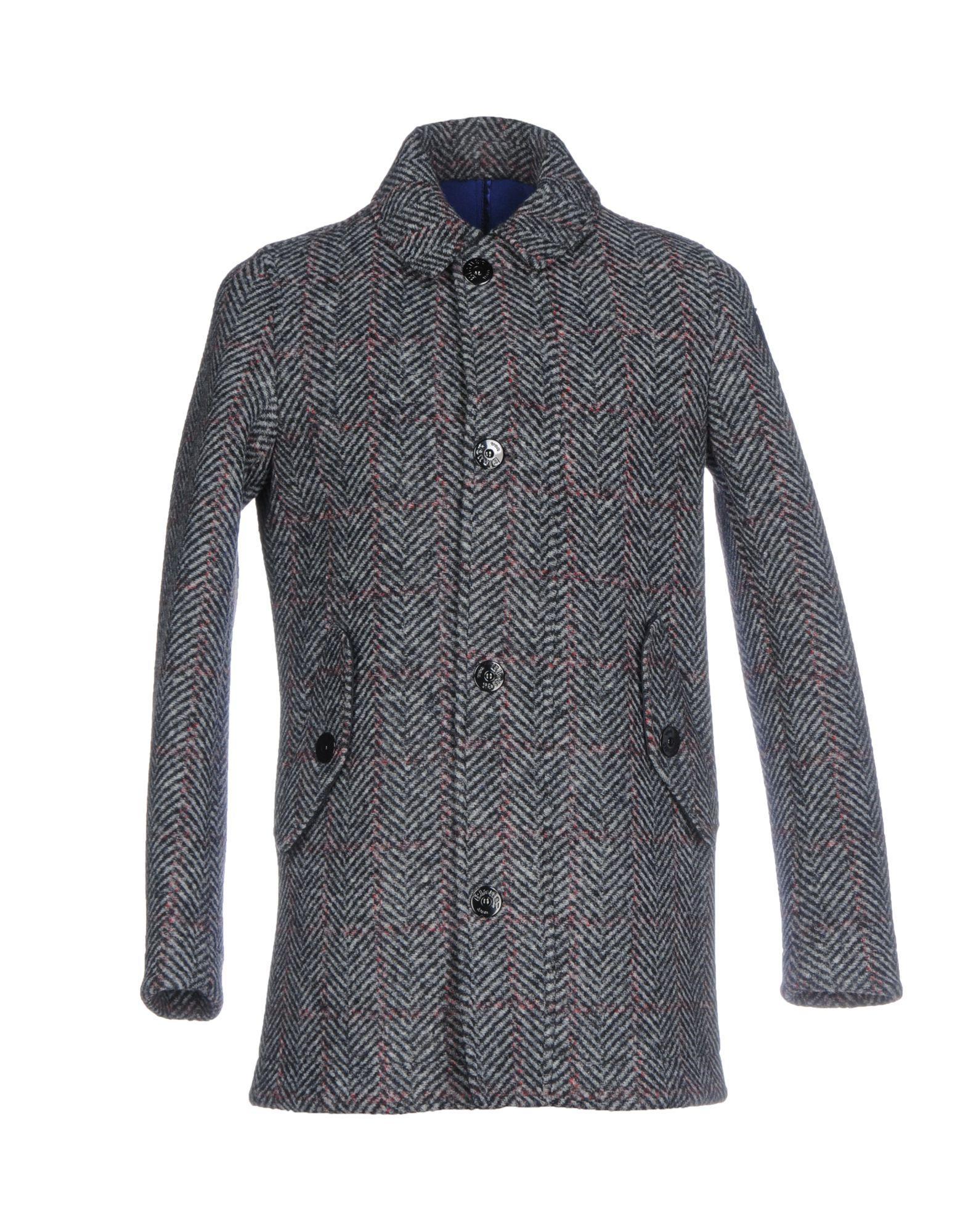 Blauer Coats In Black