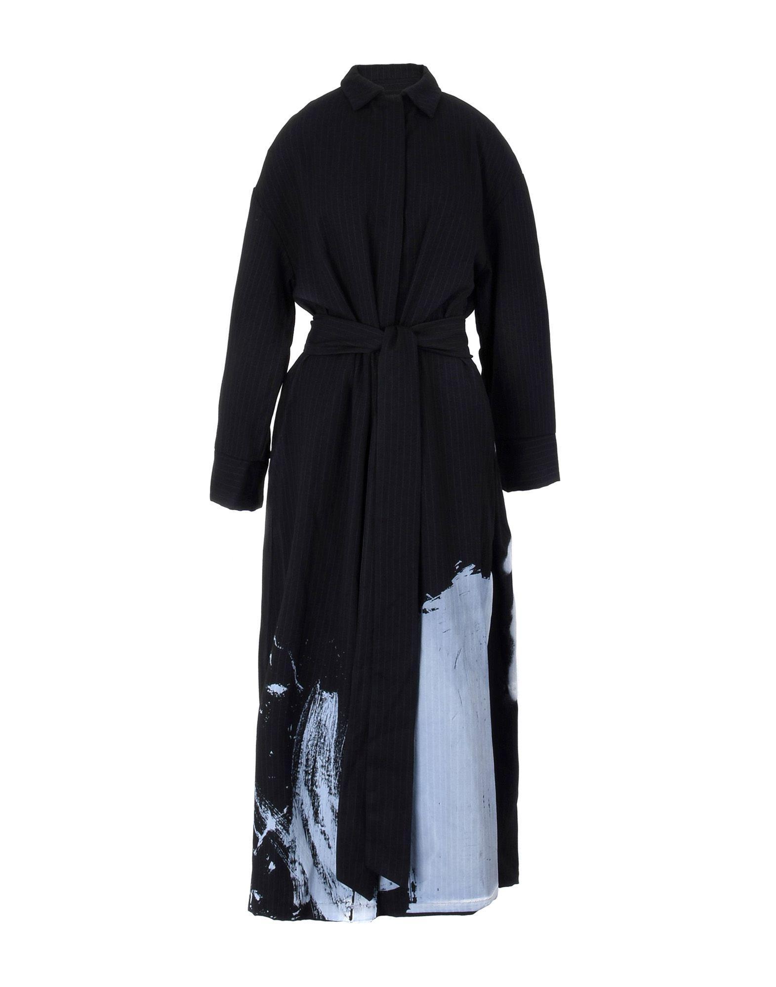 Brashy Coats In Black