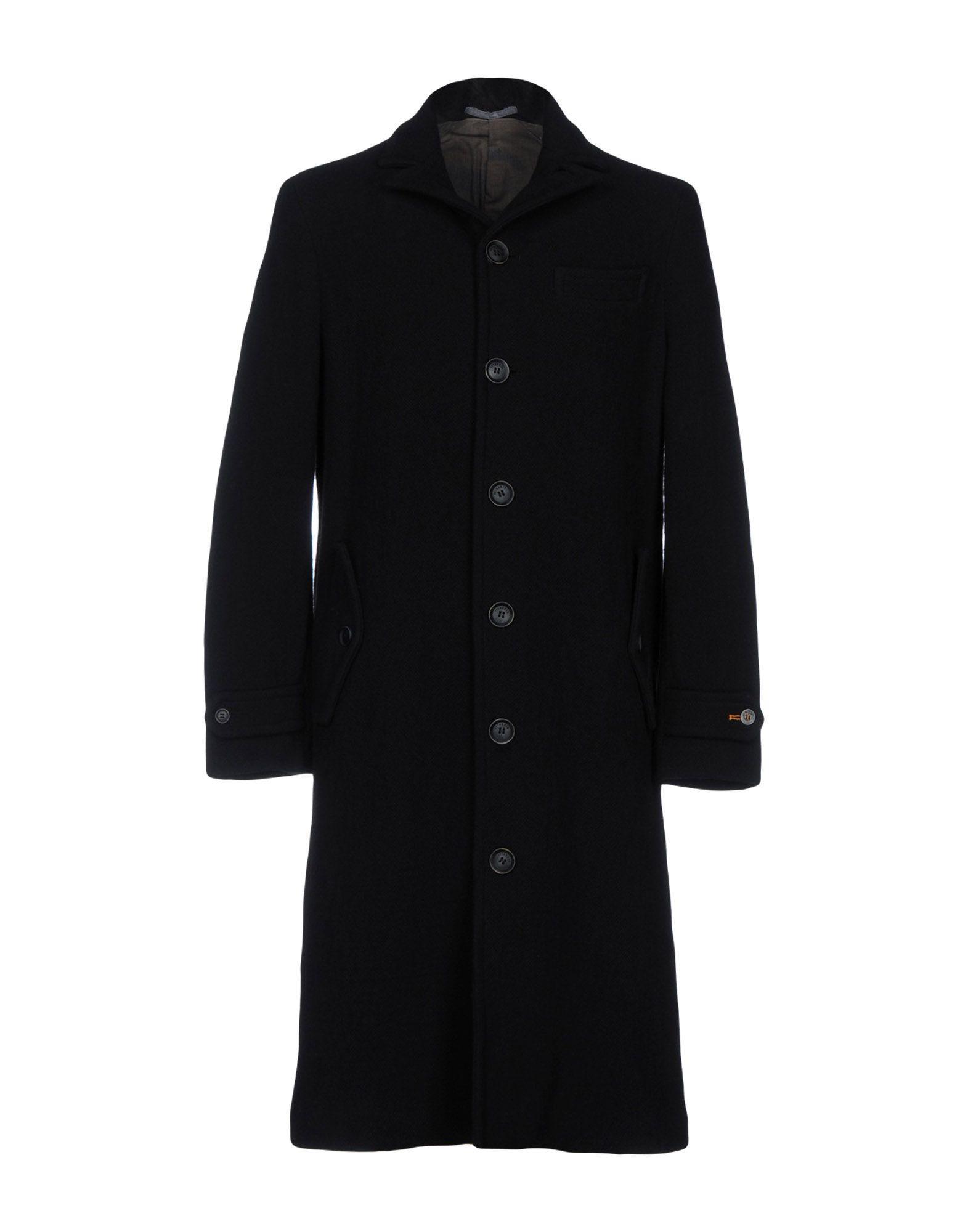 Itineris Coats In Black