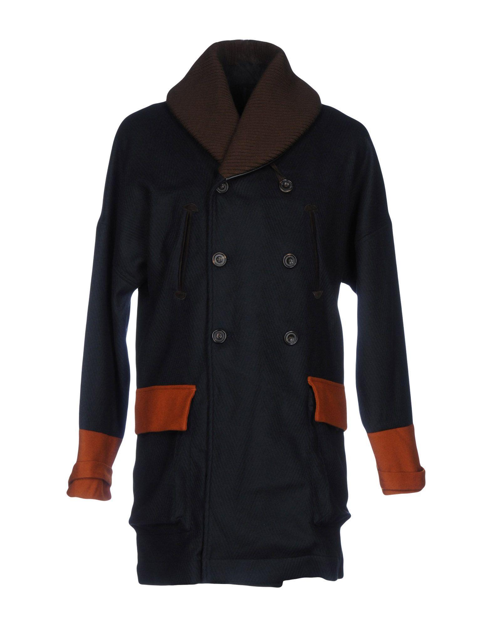 Commune De Paris 1871 Coats In Dark Blue