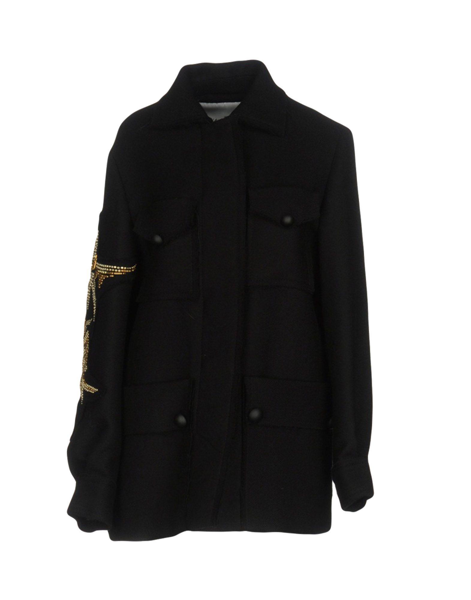 Giada Benincasa Coat In Black