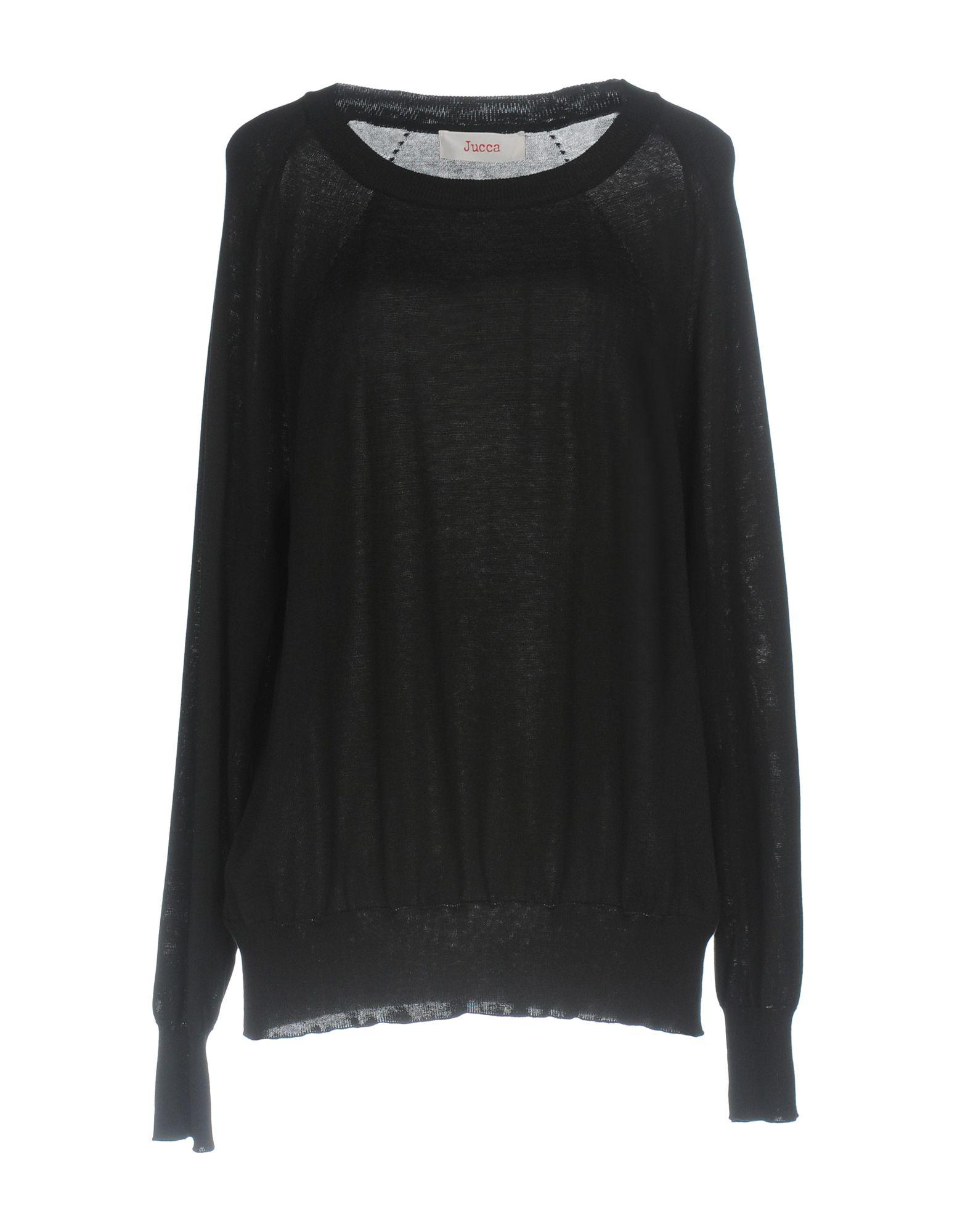 Jucca Sweaters In Black