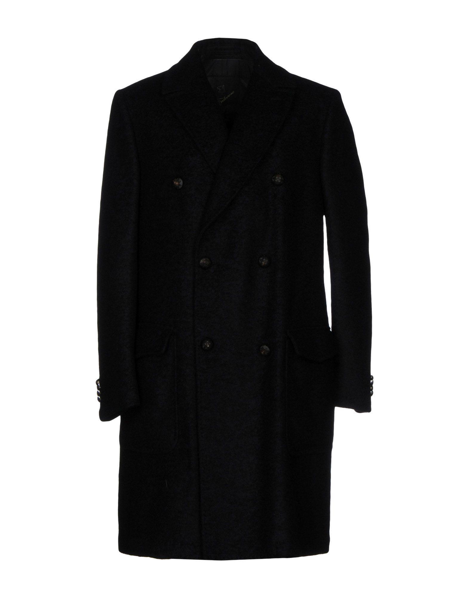 Montecore Coats In Dark Blue