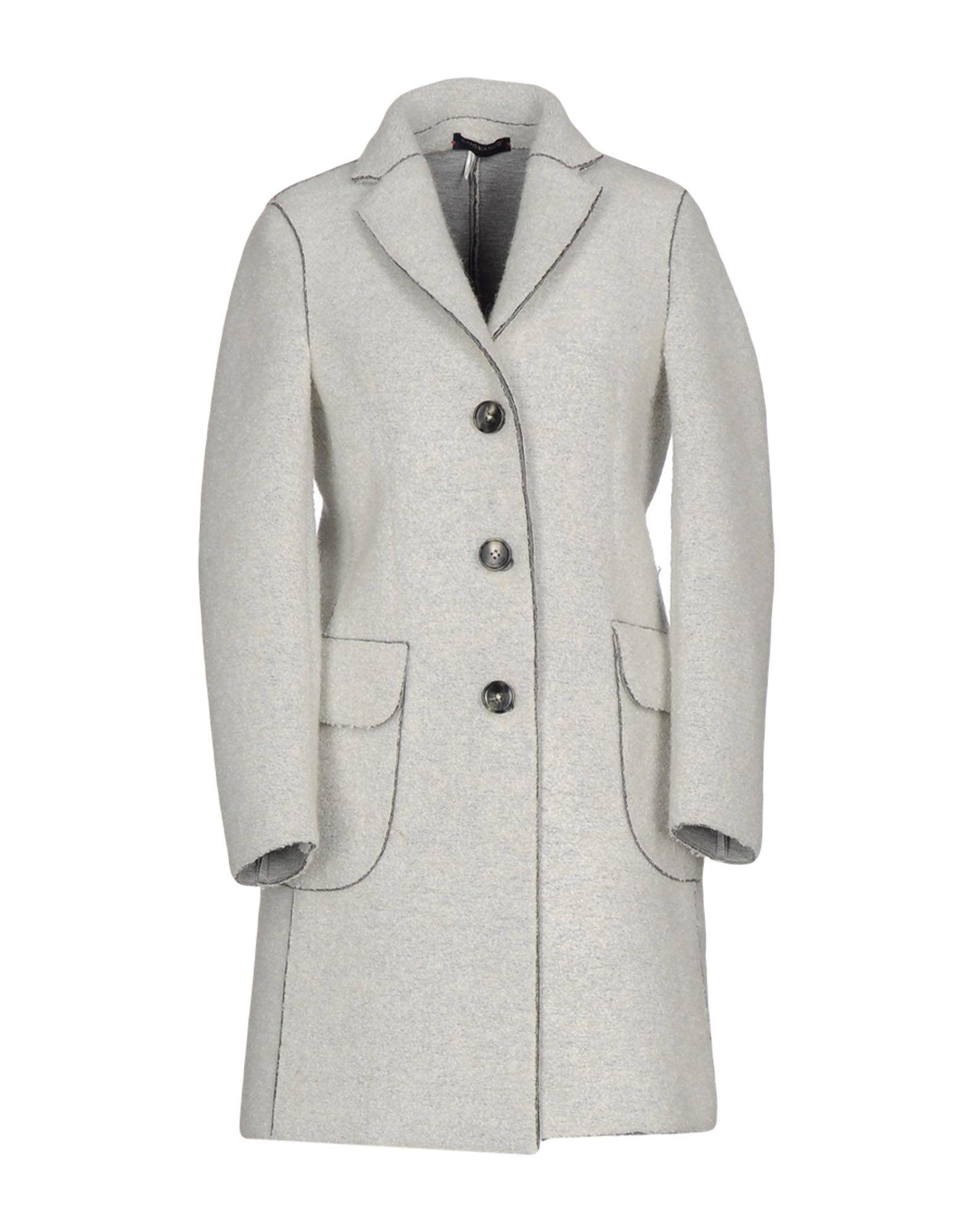 Capobianco Coats In White