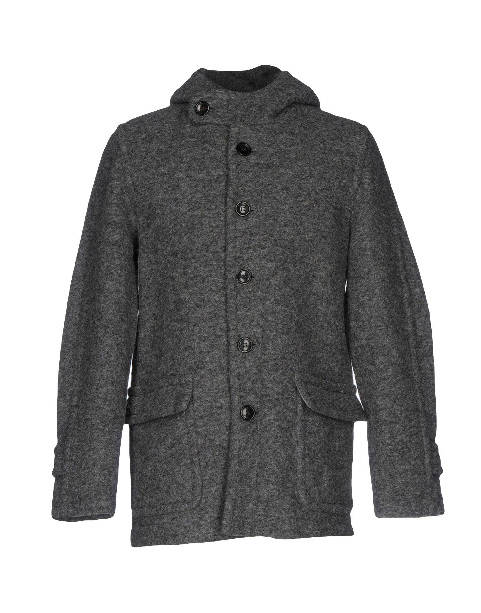Roberto Collina Coat In Grey