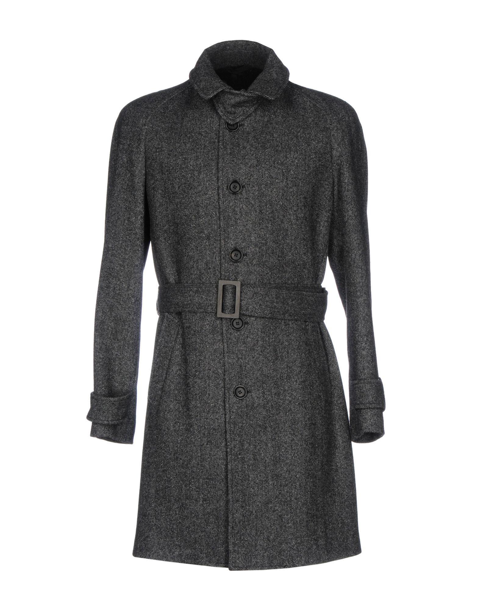 Tonello Coats In Grey
