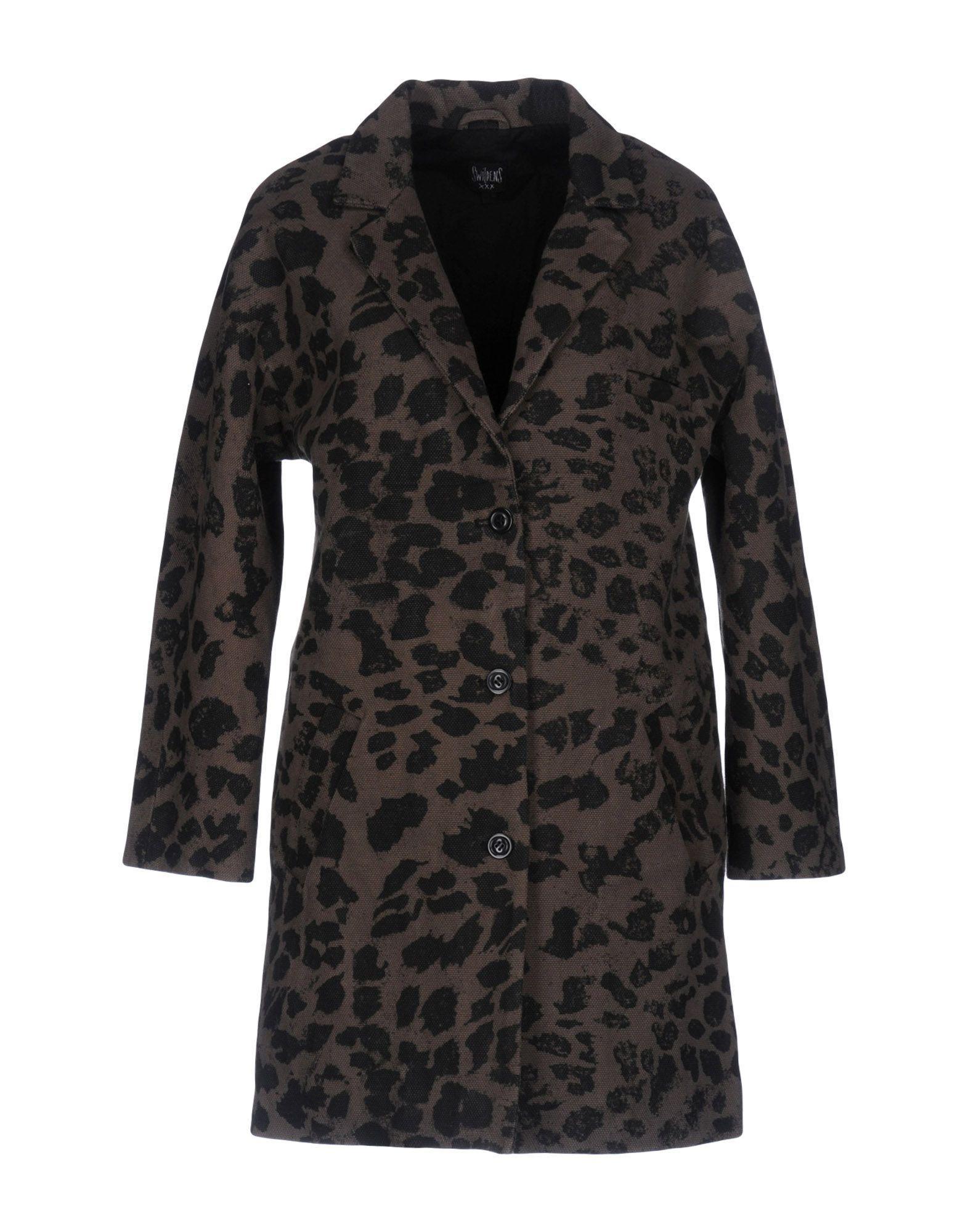 Swildens Coats In Grey