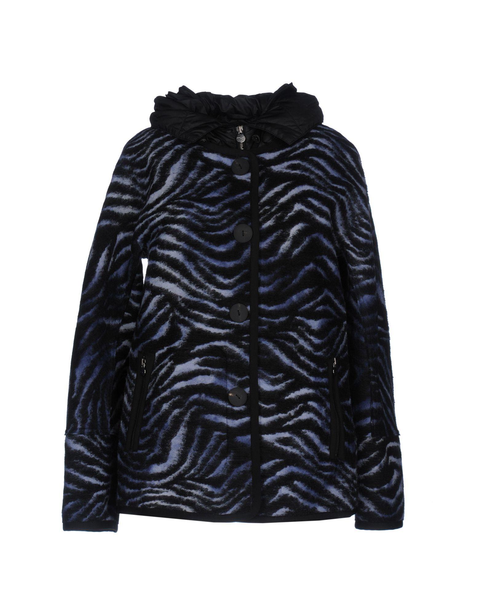 Violanti Coat In Black