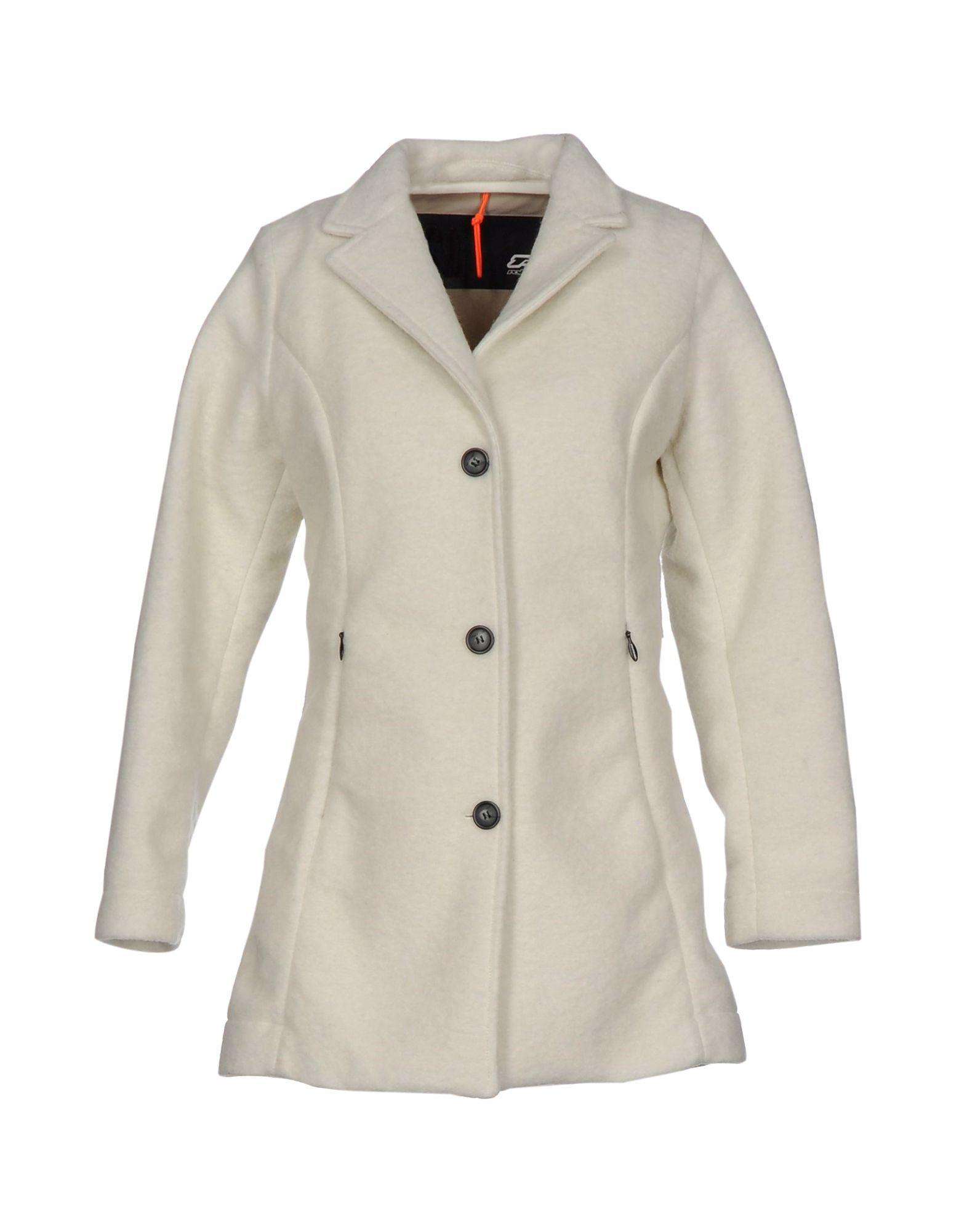 Rrd Coats In Ivory