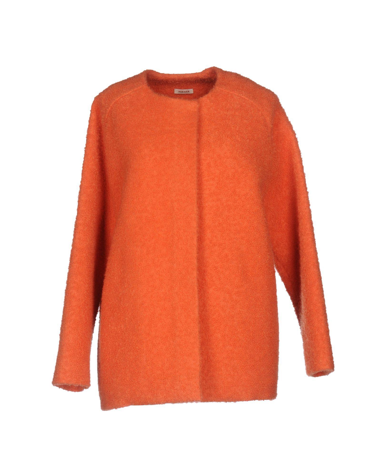 P.a.r.o.s.h. Coats In Orange