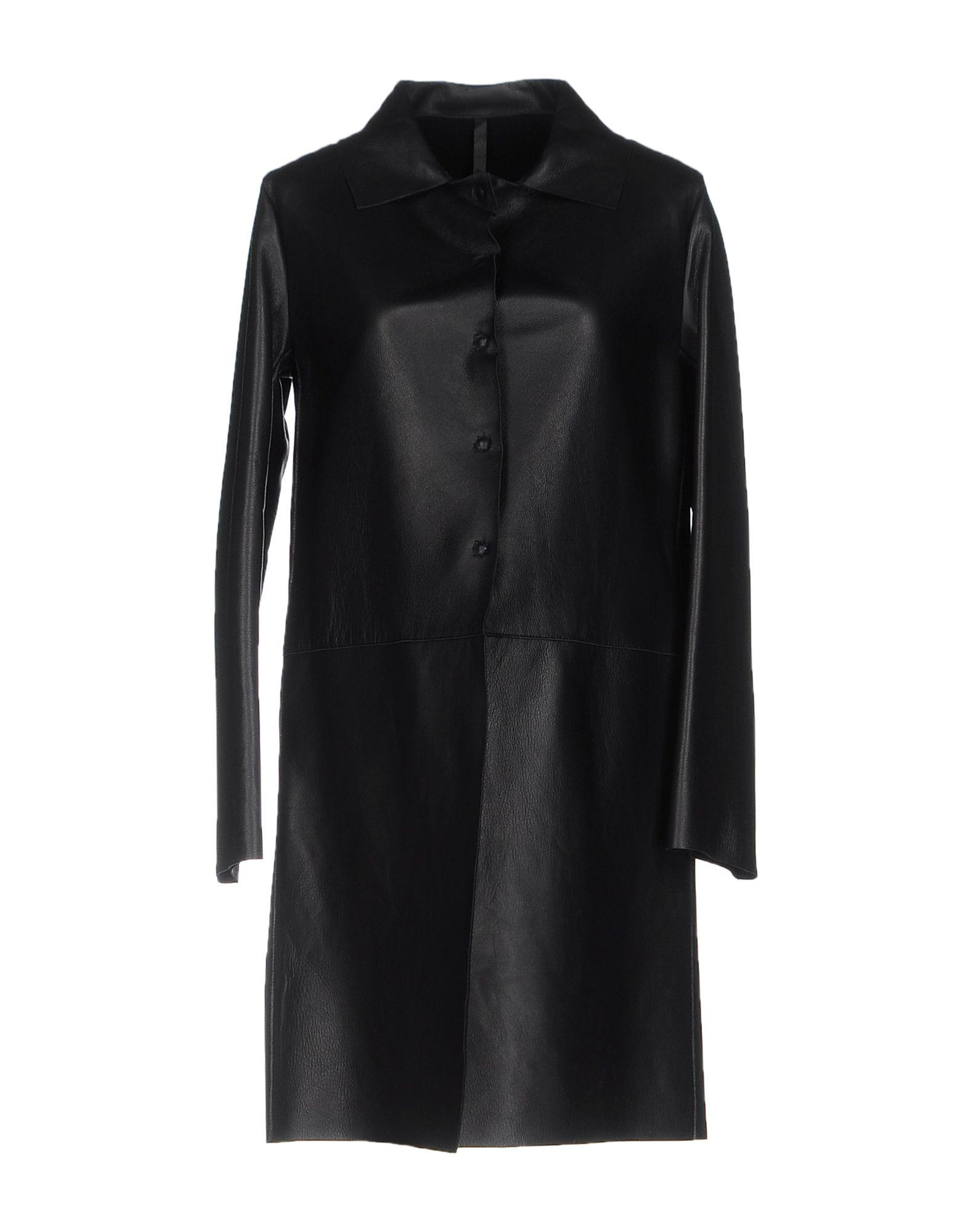 Liviana Conti Coat In Dark Blue