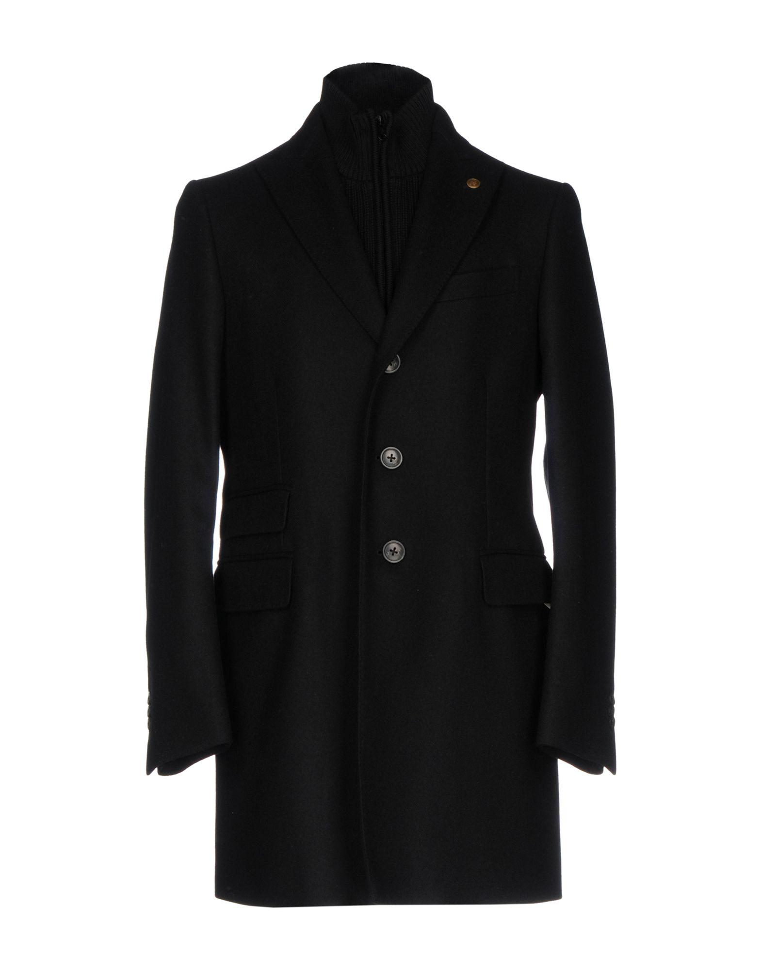 Fay Coats In Black