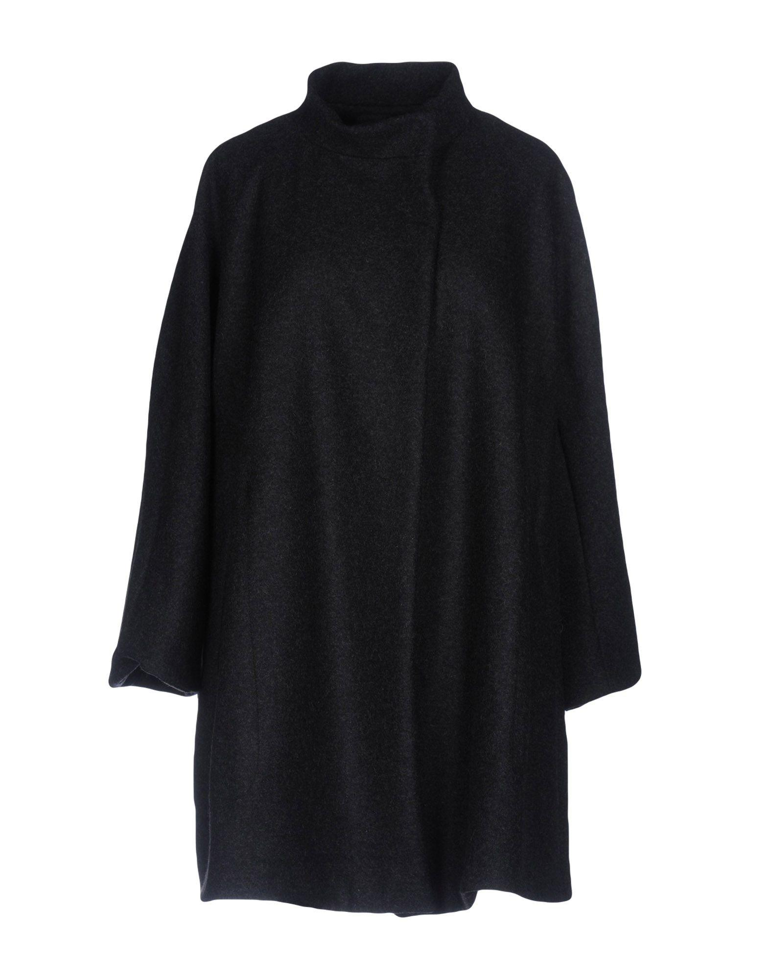 Si-jay Coat In Steel Grey