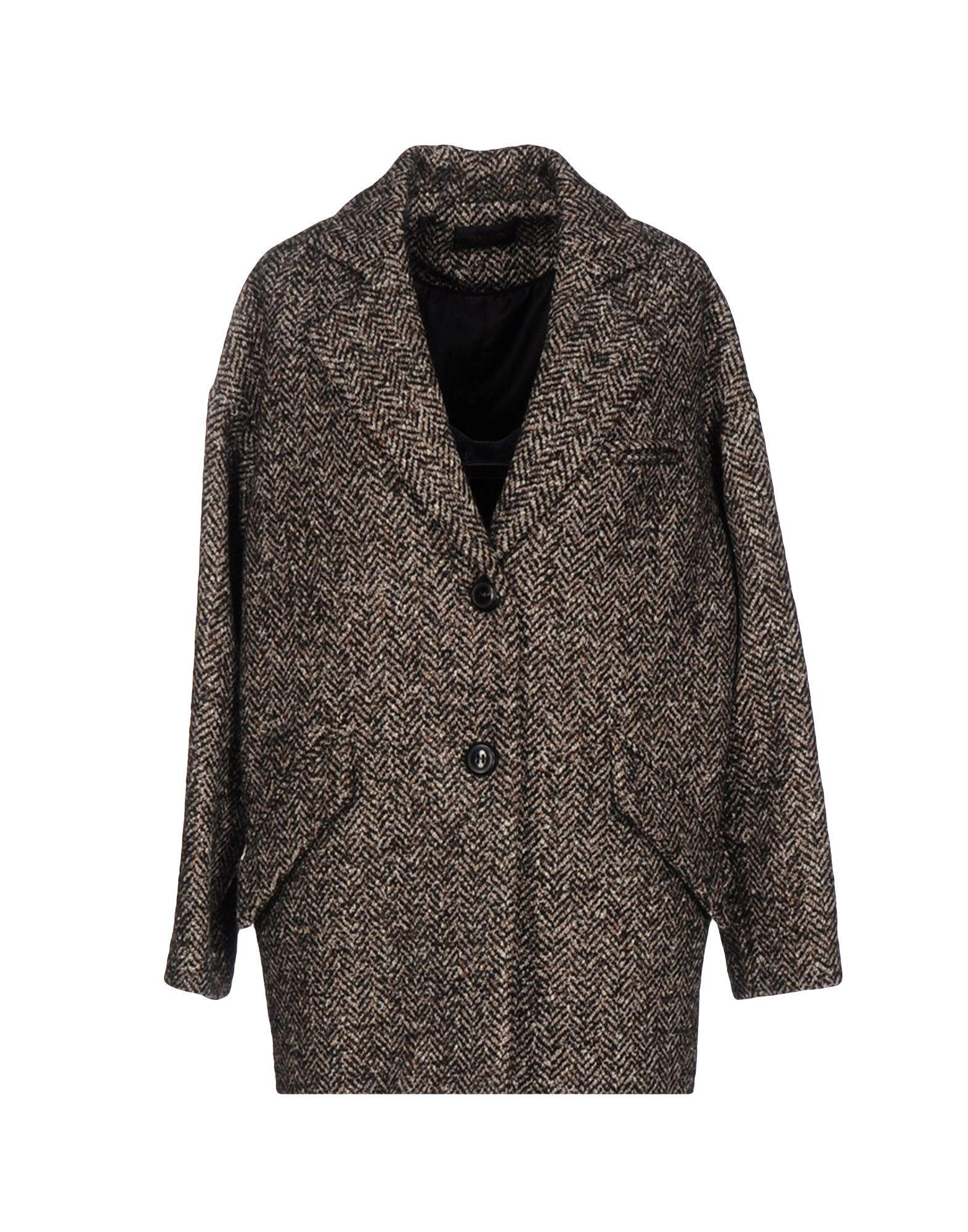 PaltÒ Coat In Grey