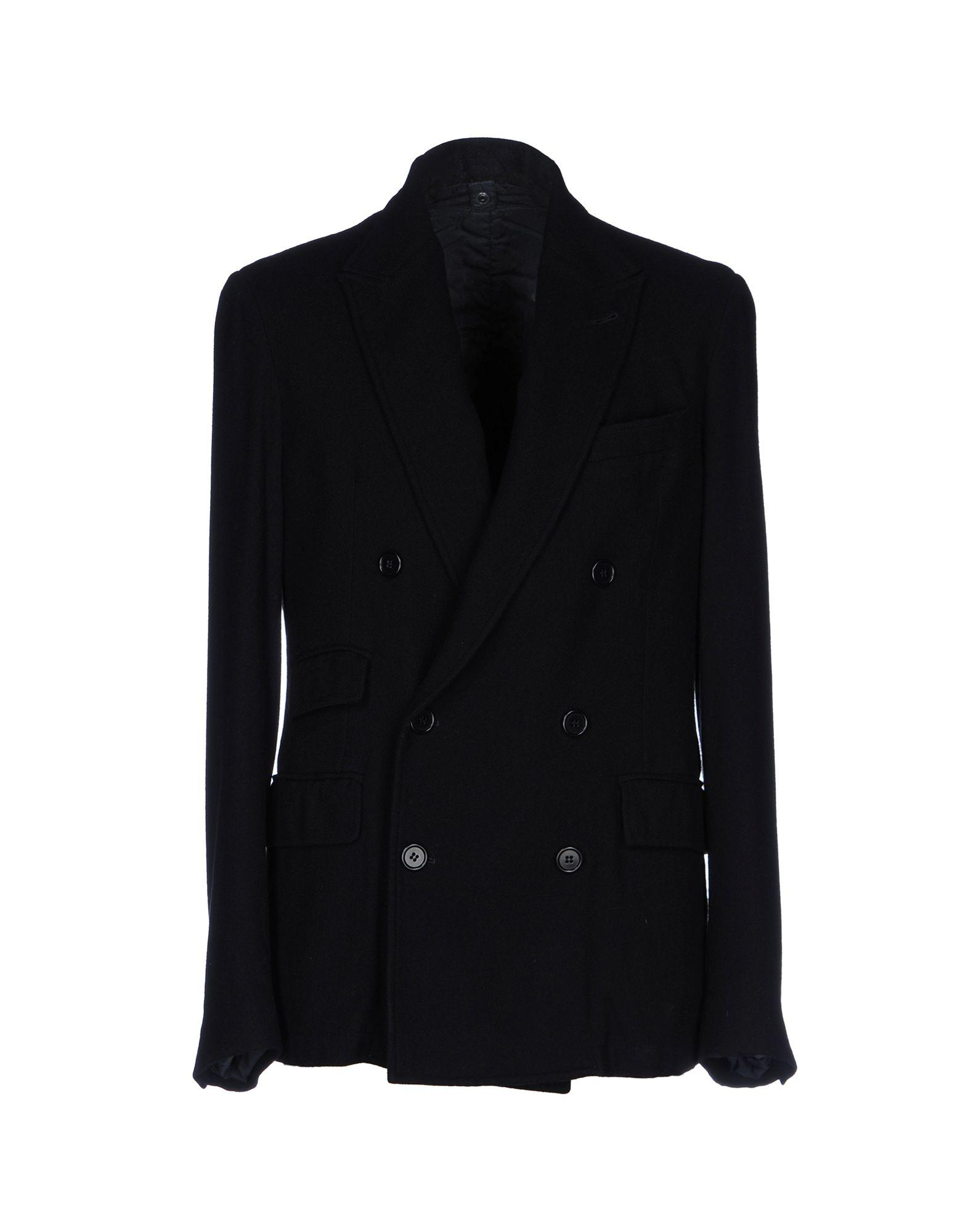 Aspesi Coat In Black