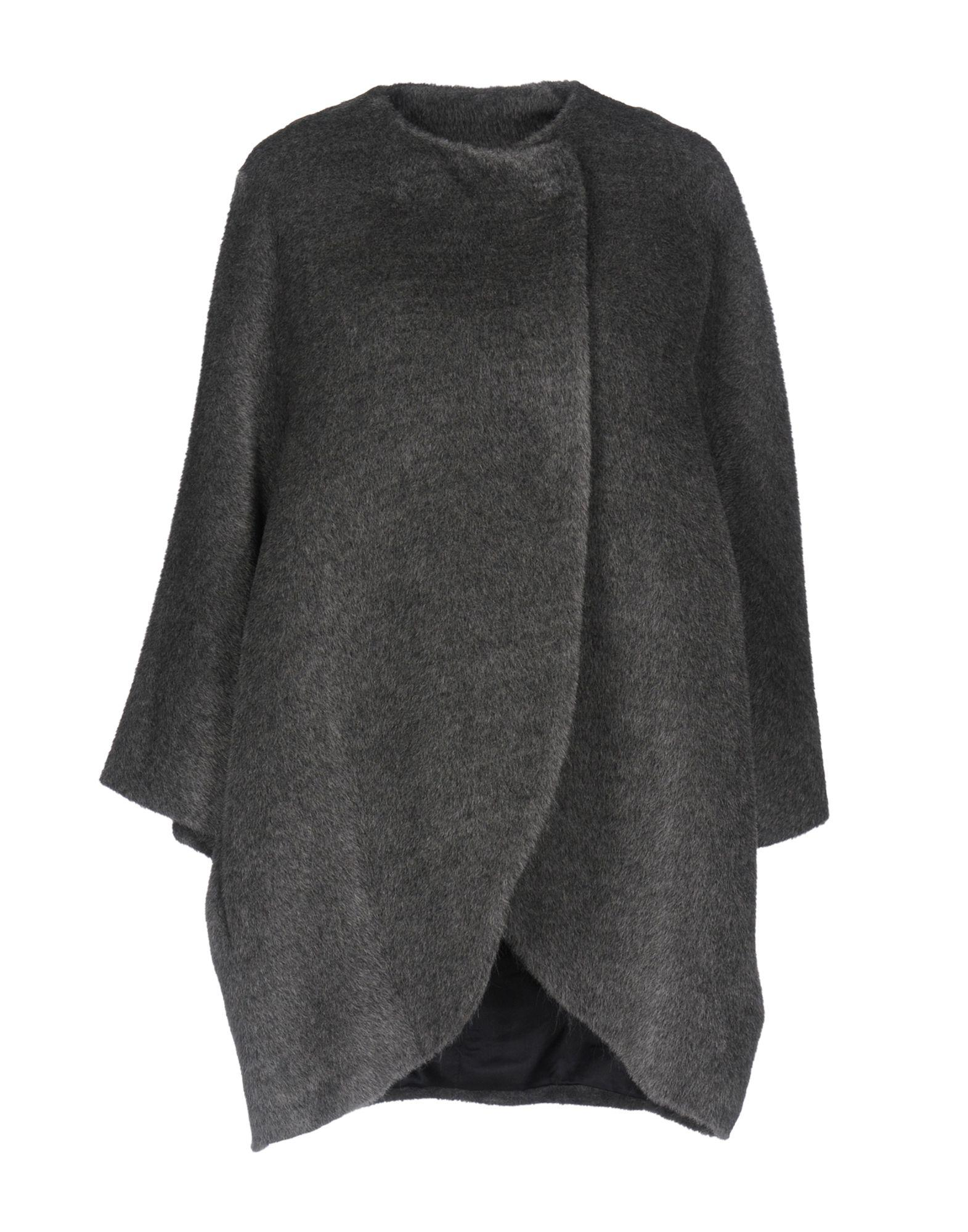Antonelli Coats In Grey