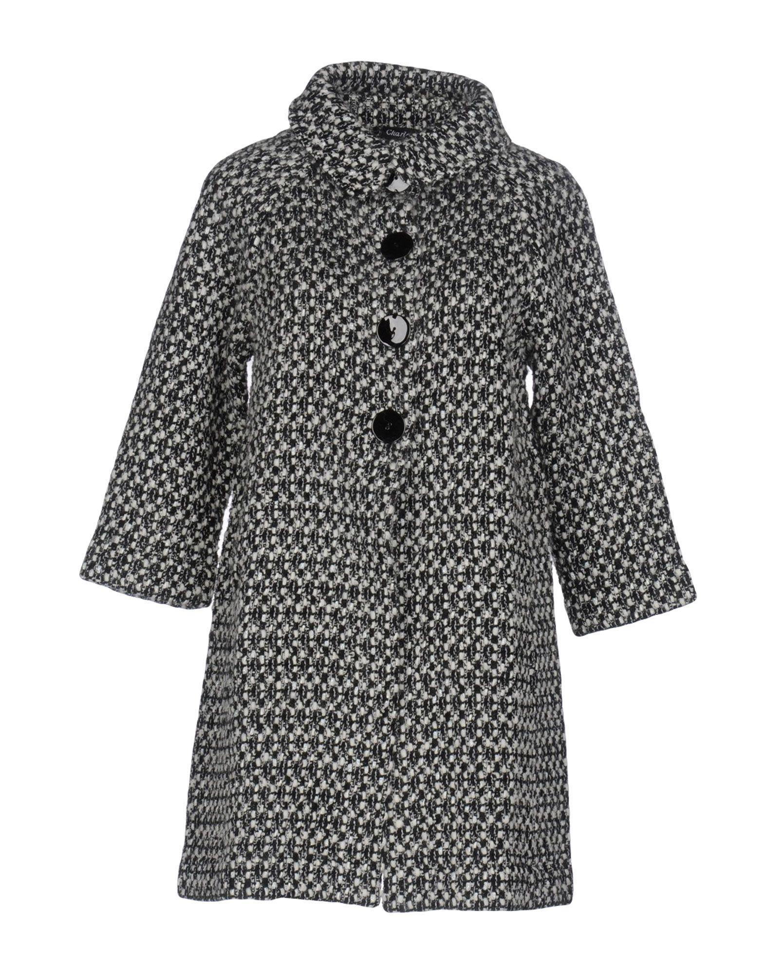 Charlott Coat In Black