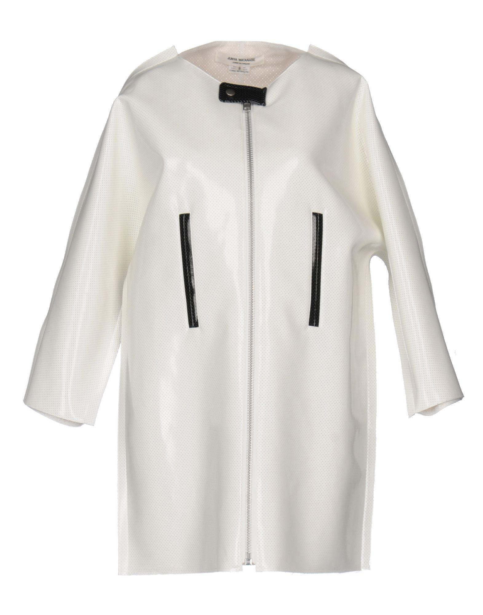 Junya Watanabe Coats In White