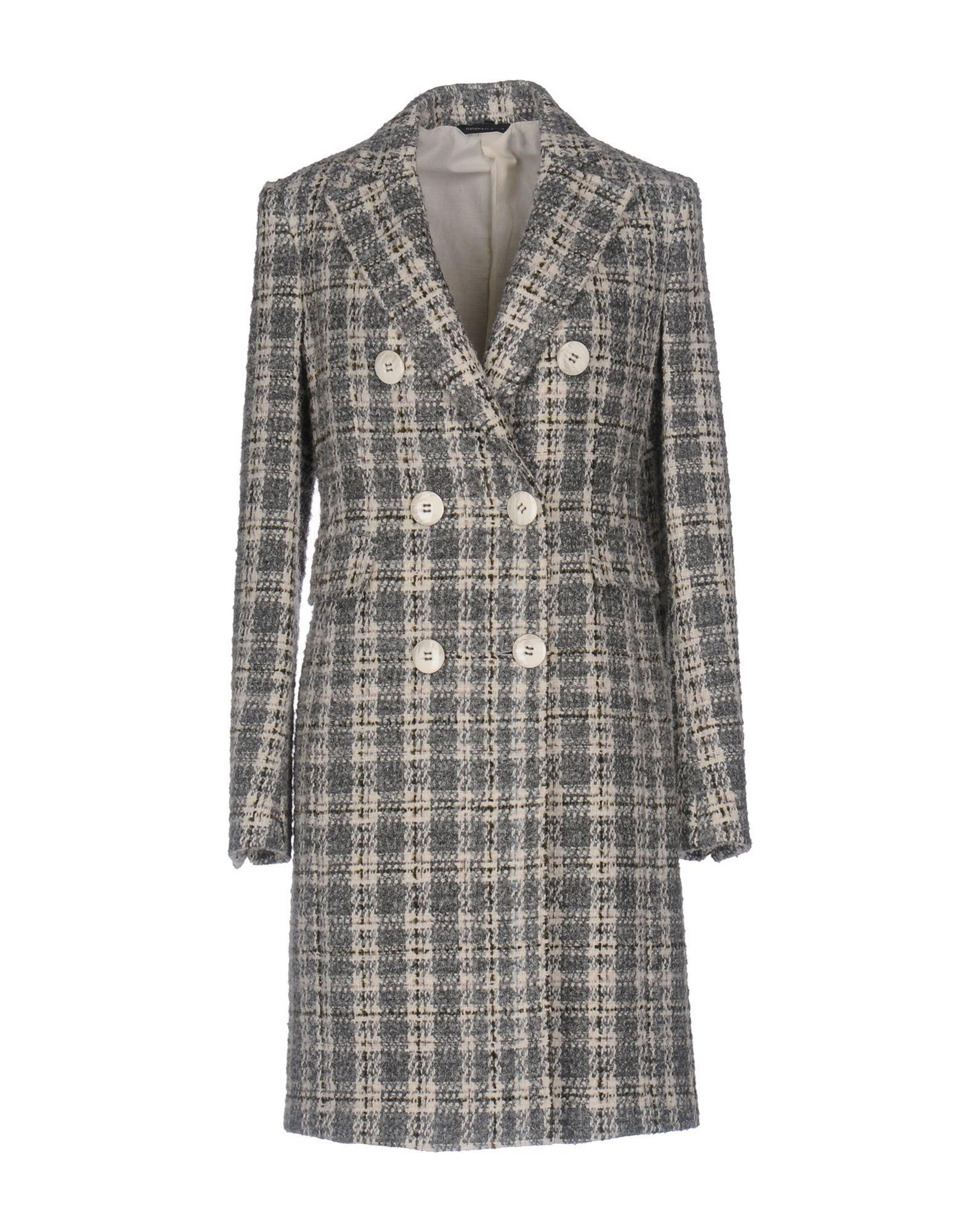 Tonello Coat In Grey