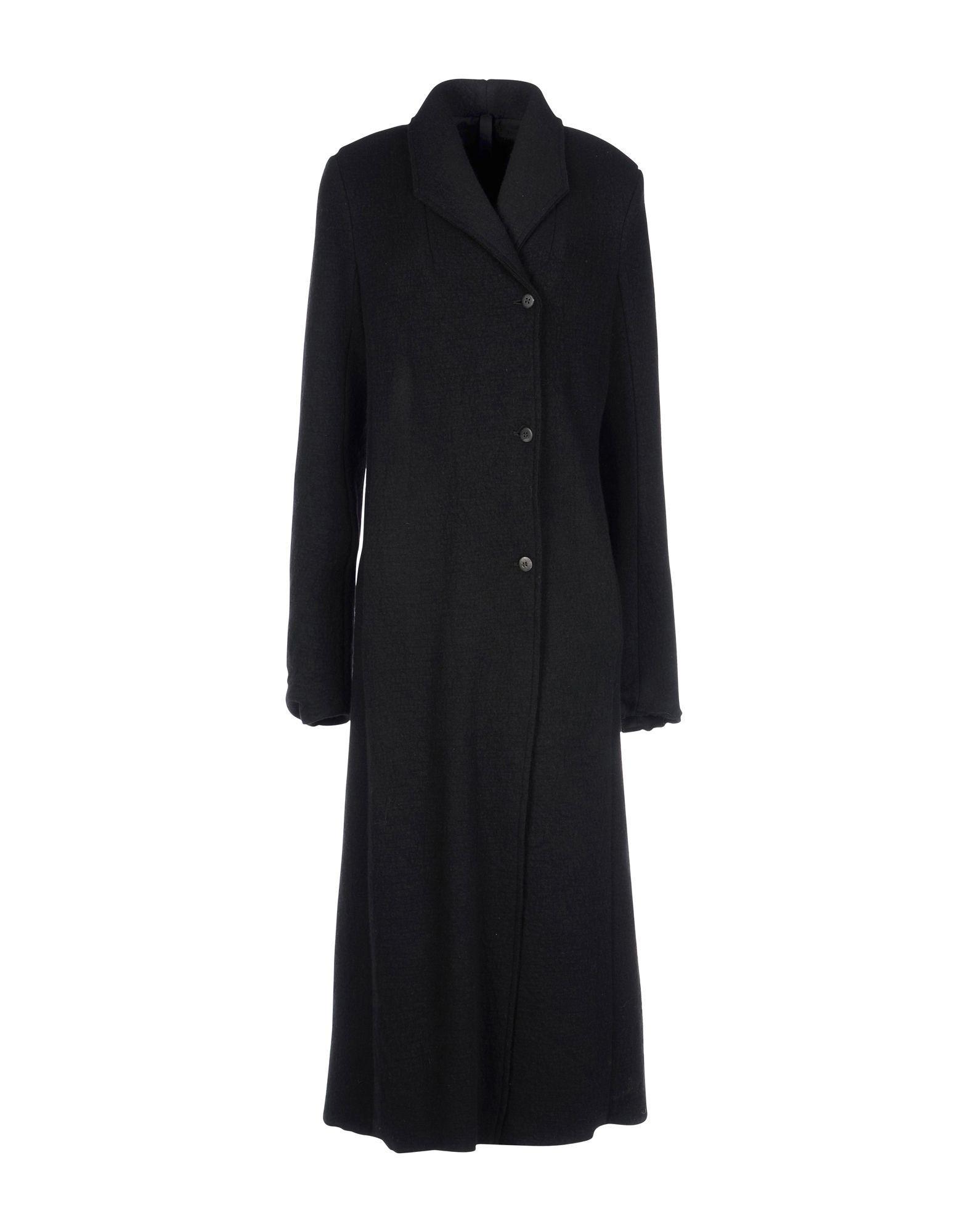PoÈme BohÈmien Coats In Black