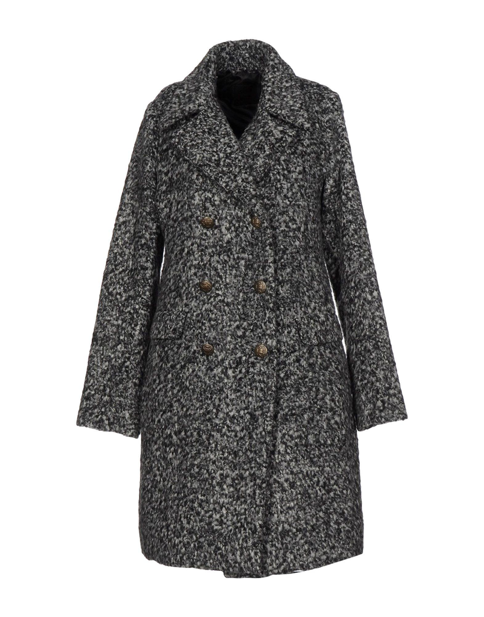 Sera Nera Coats In Grey
