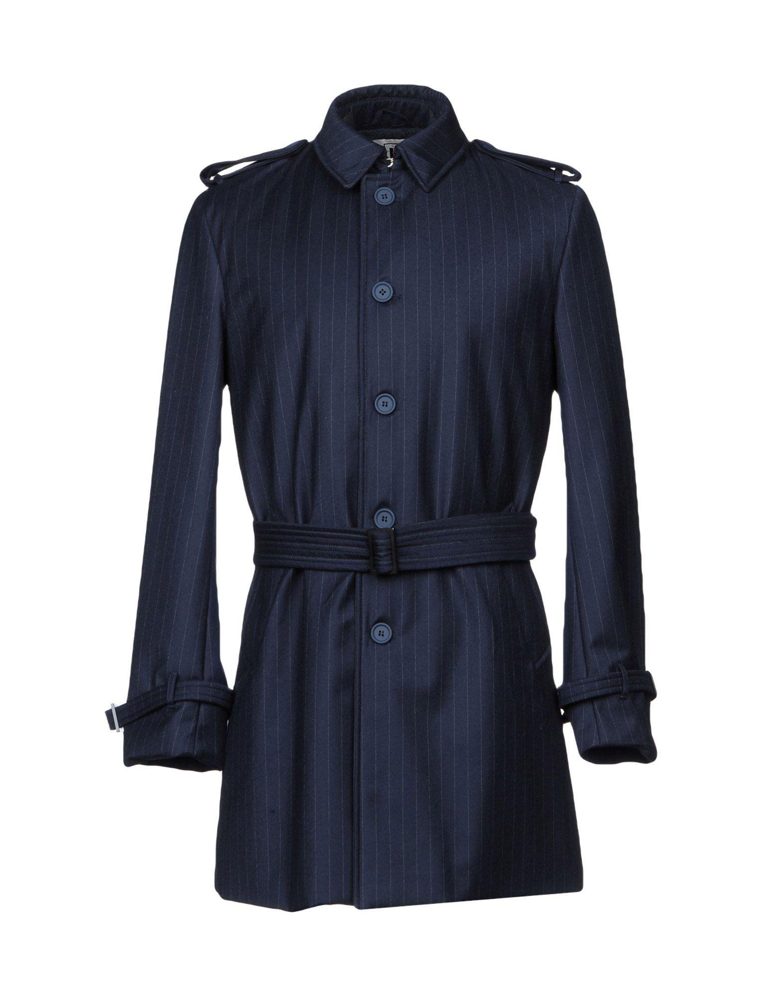 Kired Coats In Dark Blue