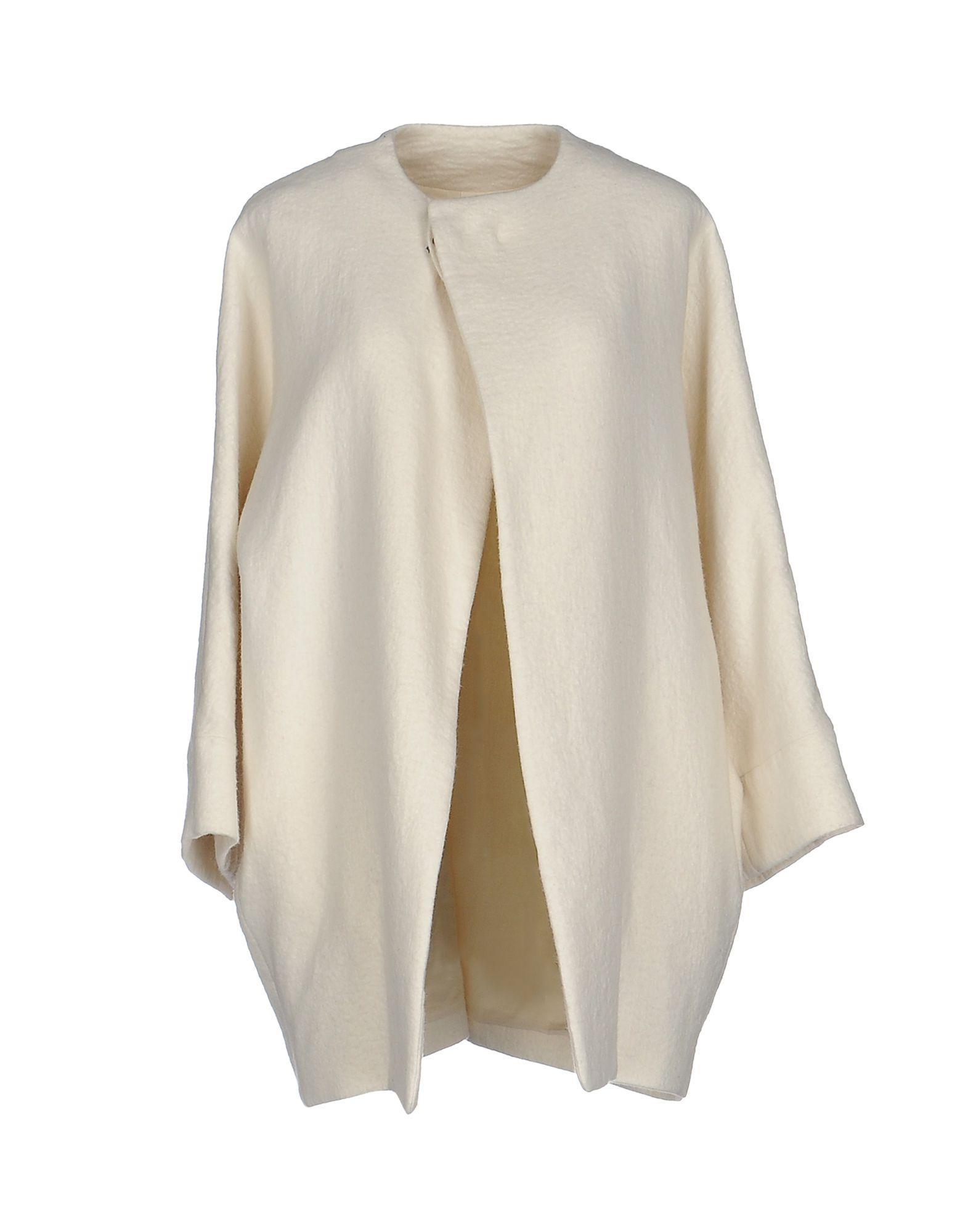 08sircus Coat In Ivory