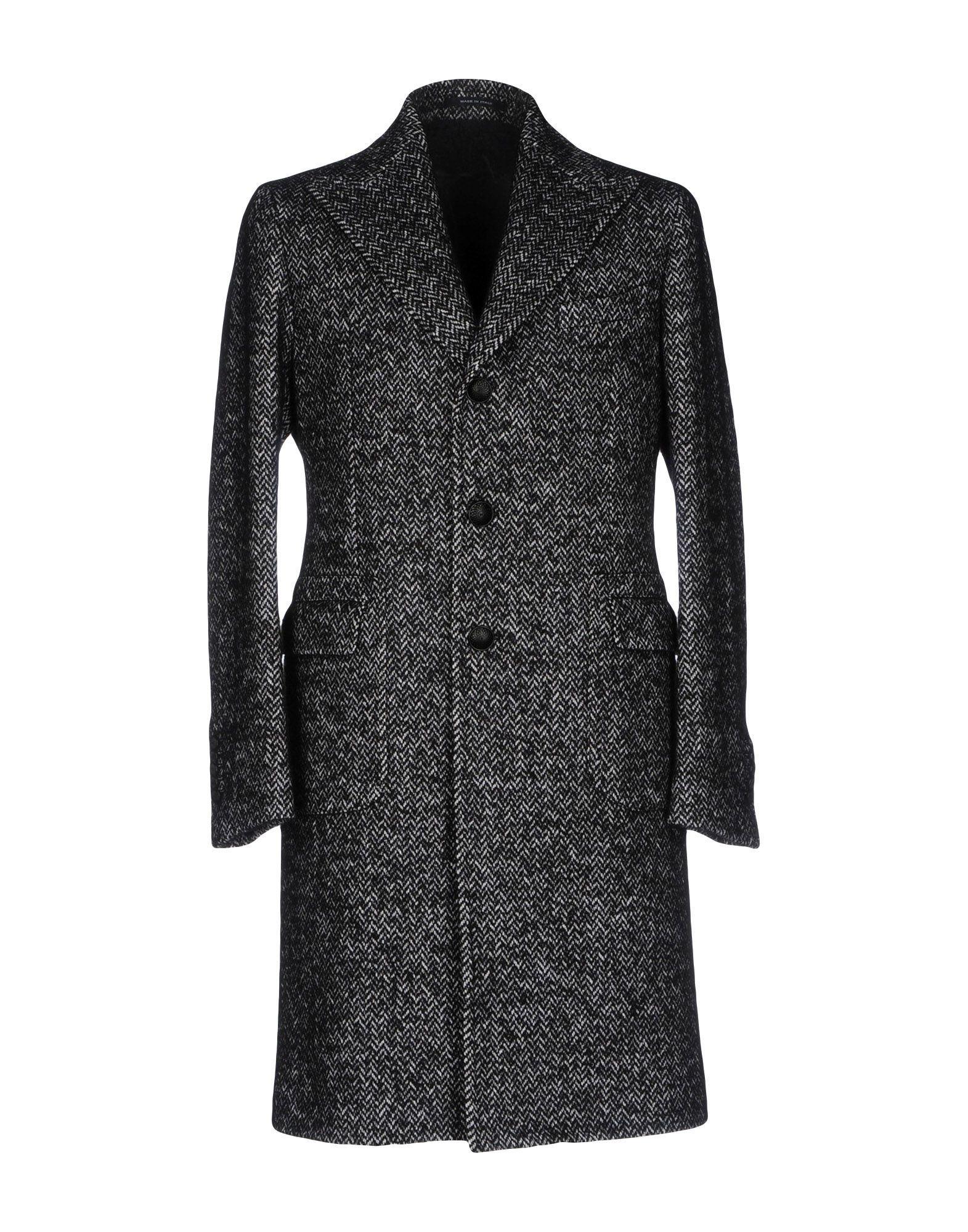 Tagliatore Coat In Black
