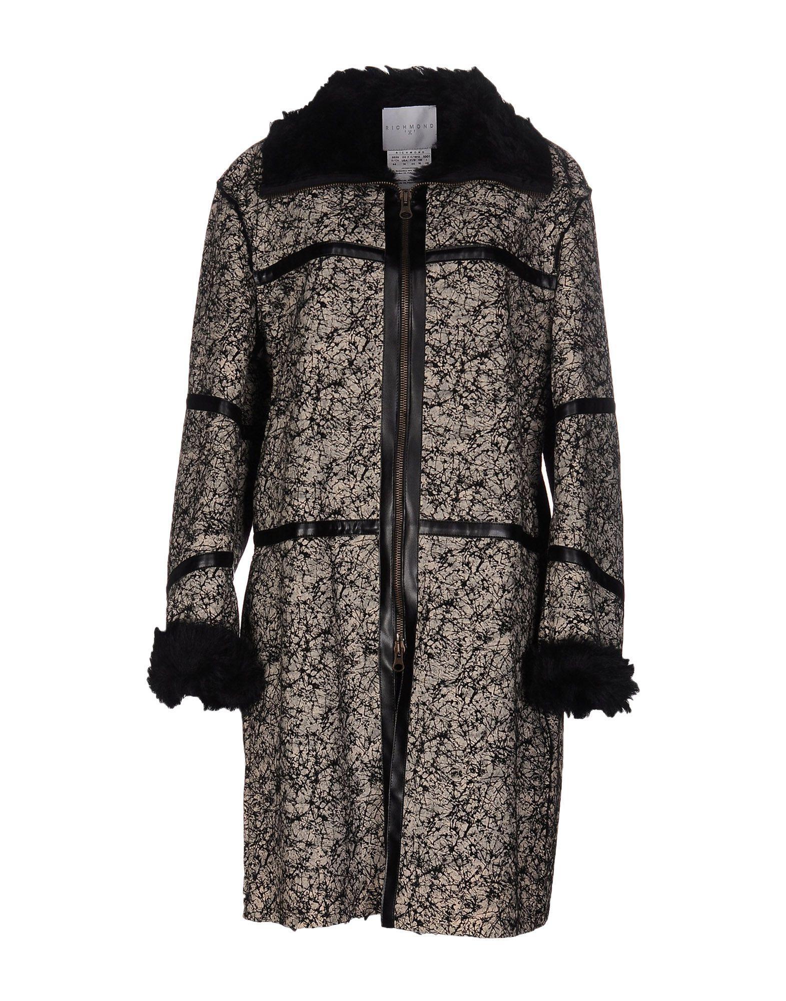 Richmond X Coats In Light Grey