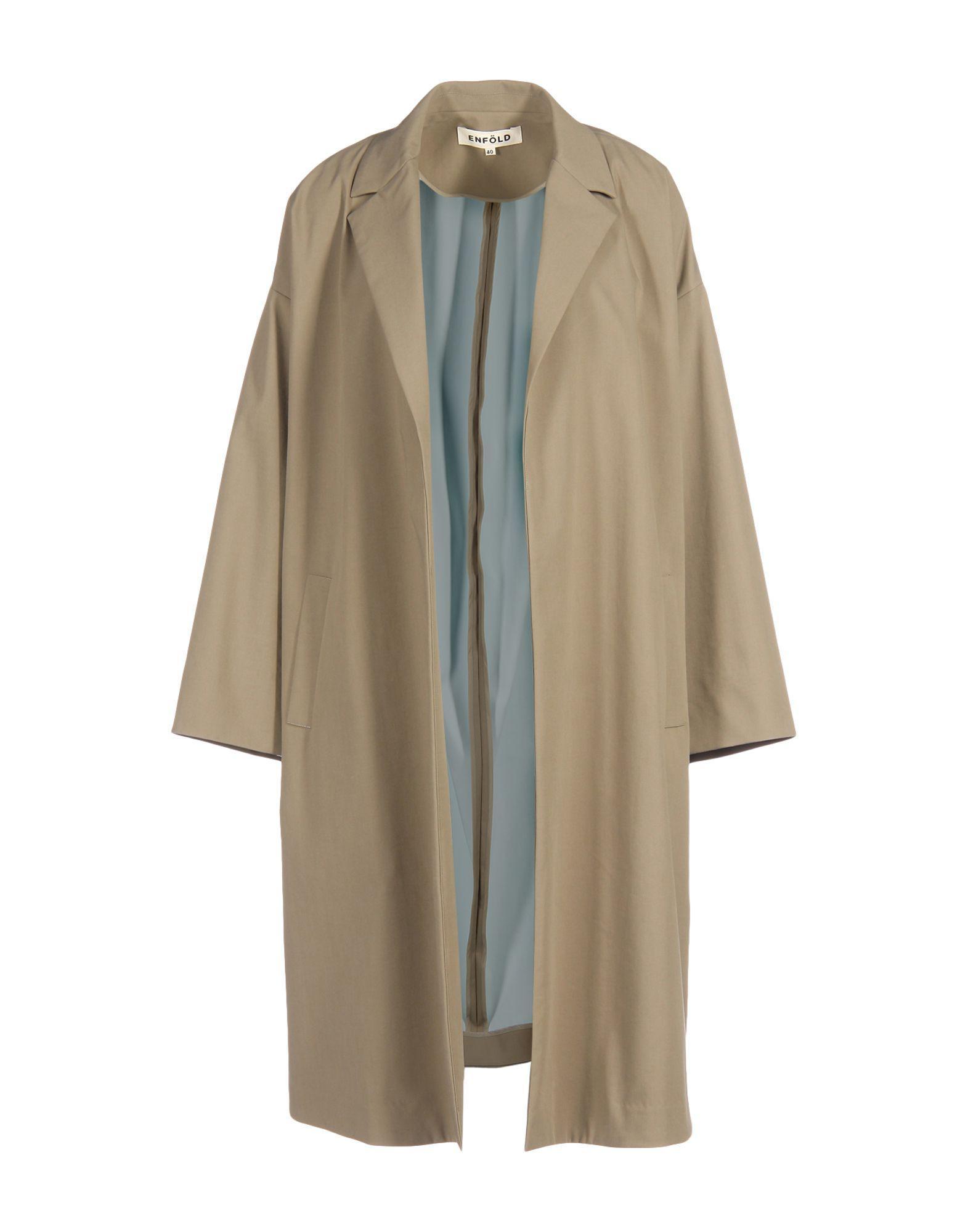 EnfÖld Coat In Khaki