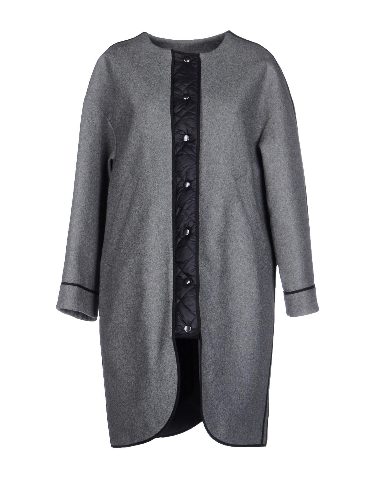 Sonia By Sonia Rykiel Coat In Grey