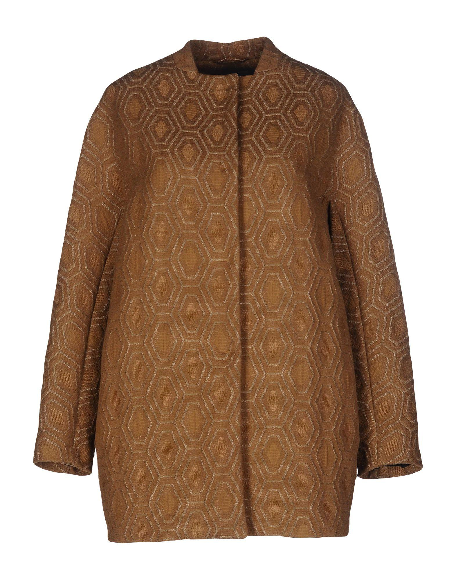 MomonÍ Coat In Camel