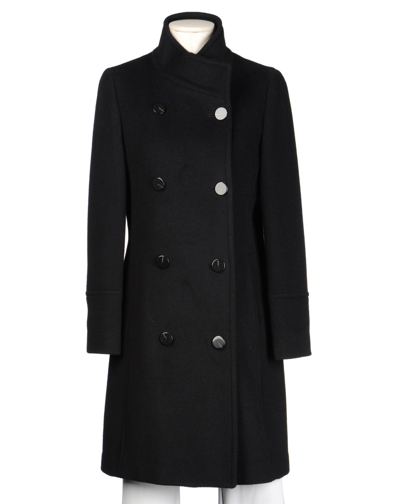 Seventy Coat In Black