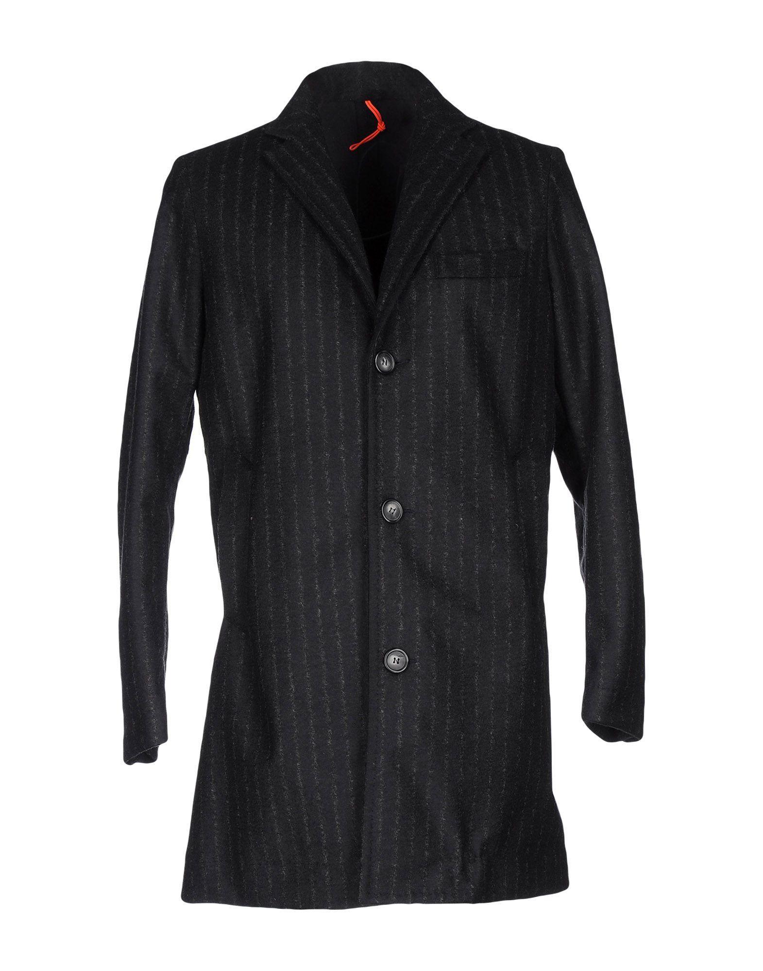 Rrd Coat In Dark Blue