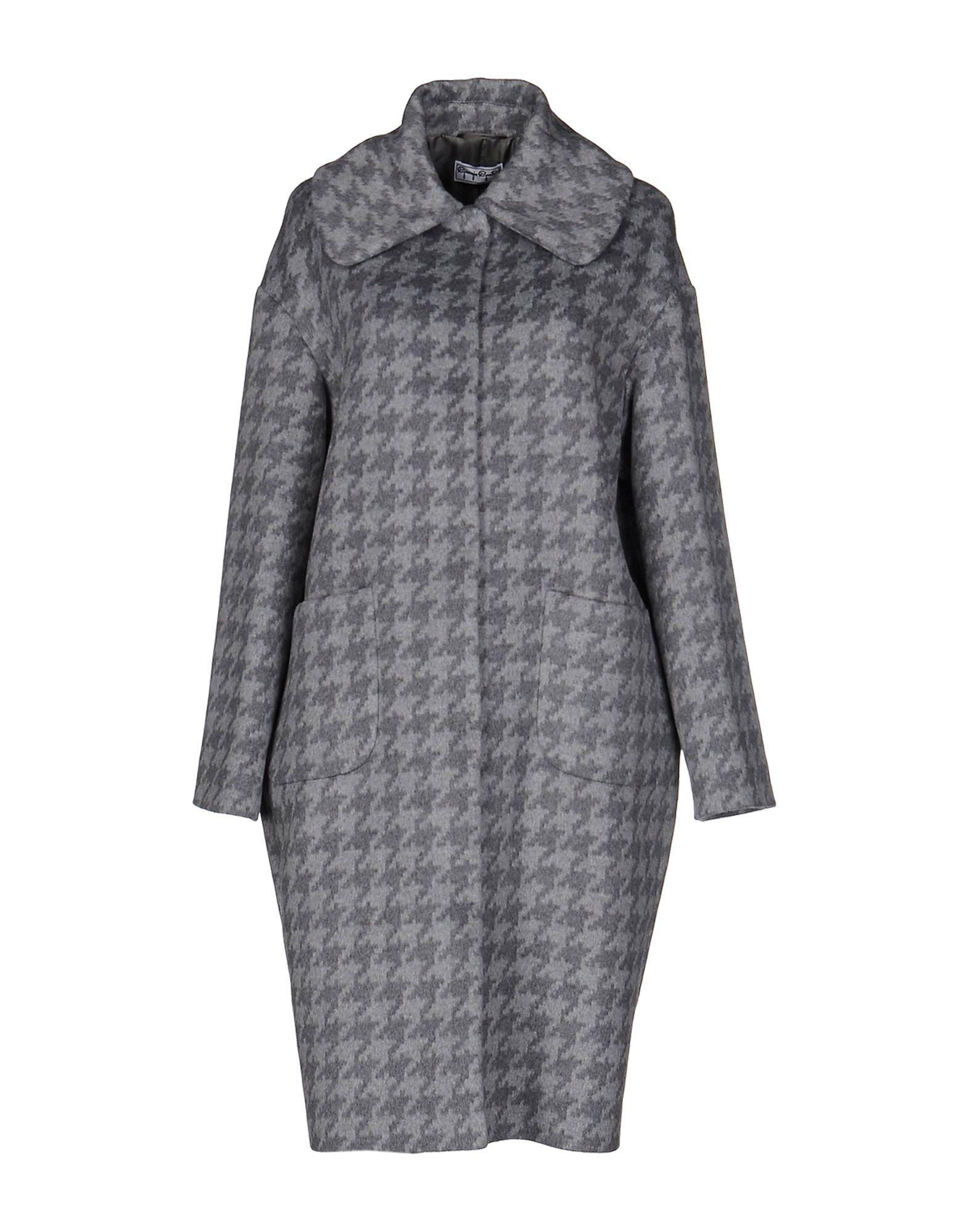 Giorgio Grati Coat In Light Grey