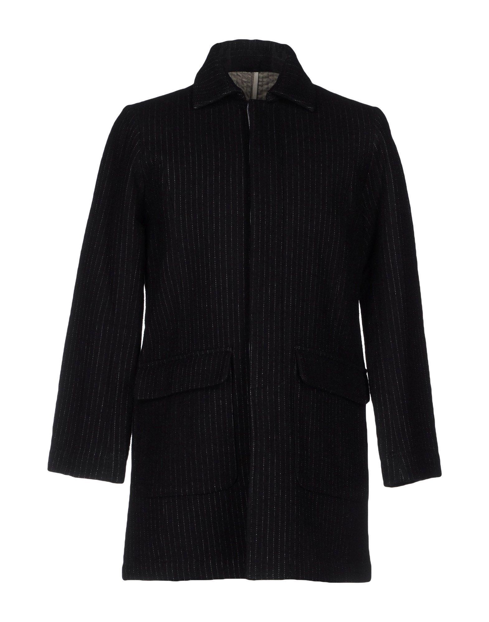 Itineris Coat In Black