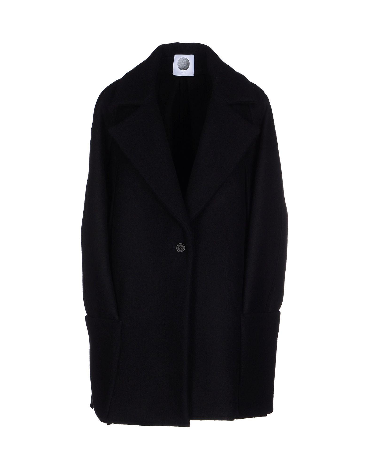Aganovich Coat In Black